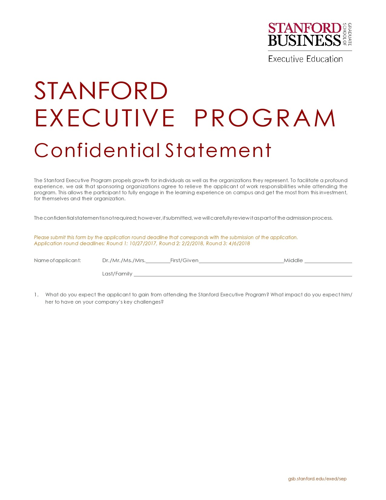 Free confidentiality statement 31