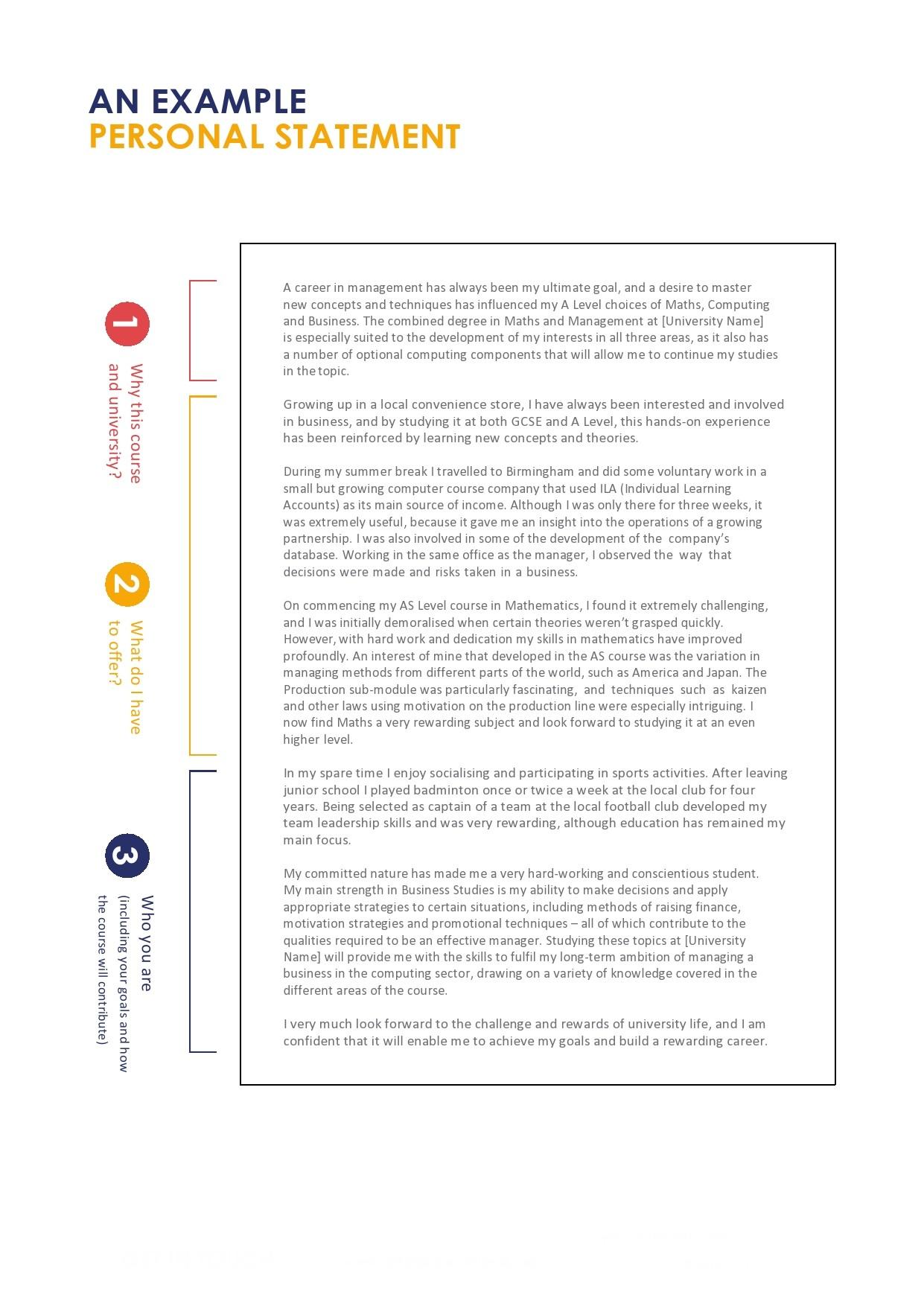 Free goal statement 12