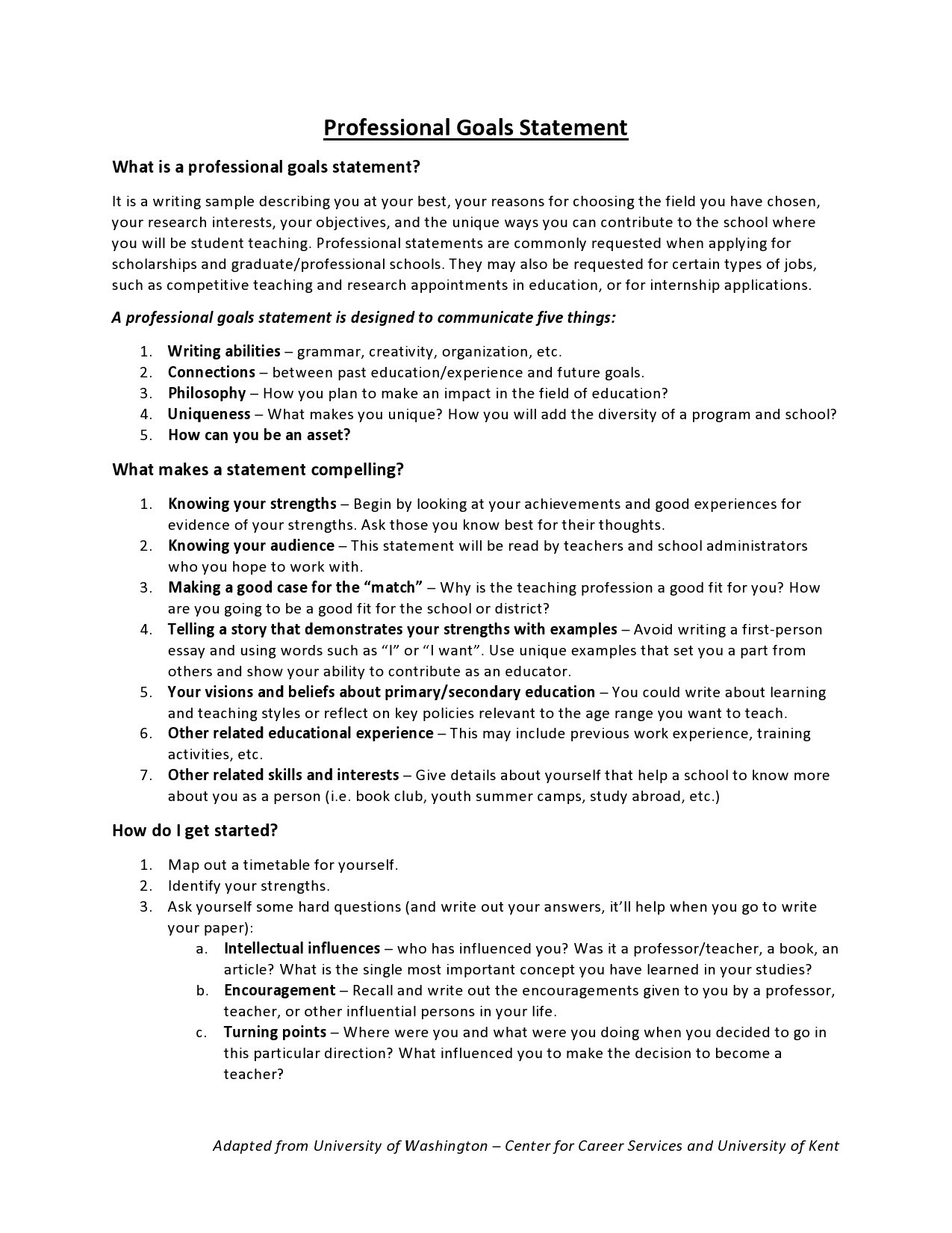 Free goal statement 18