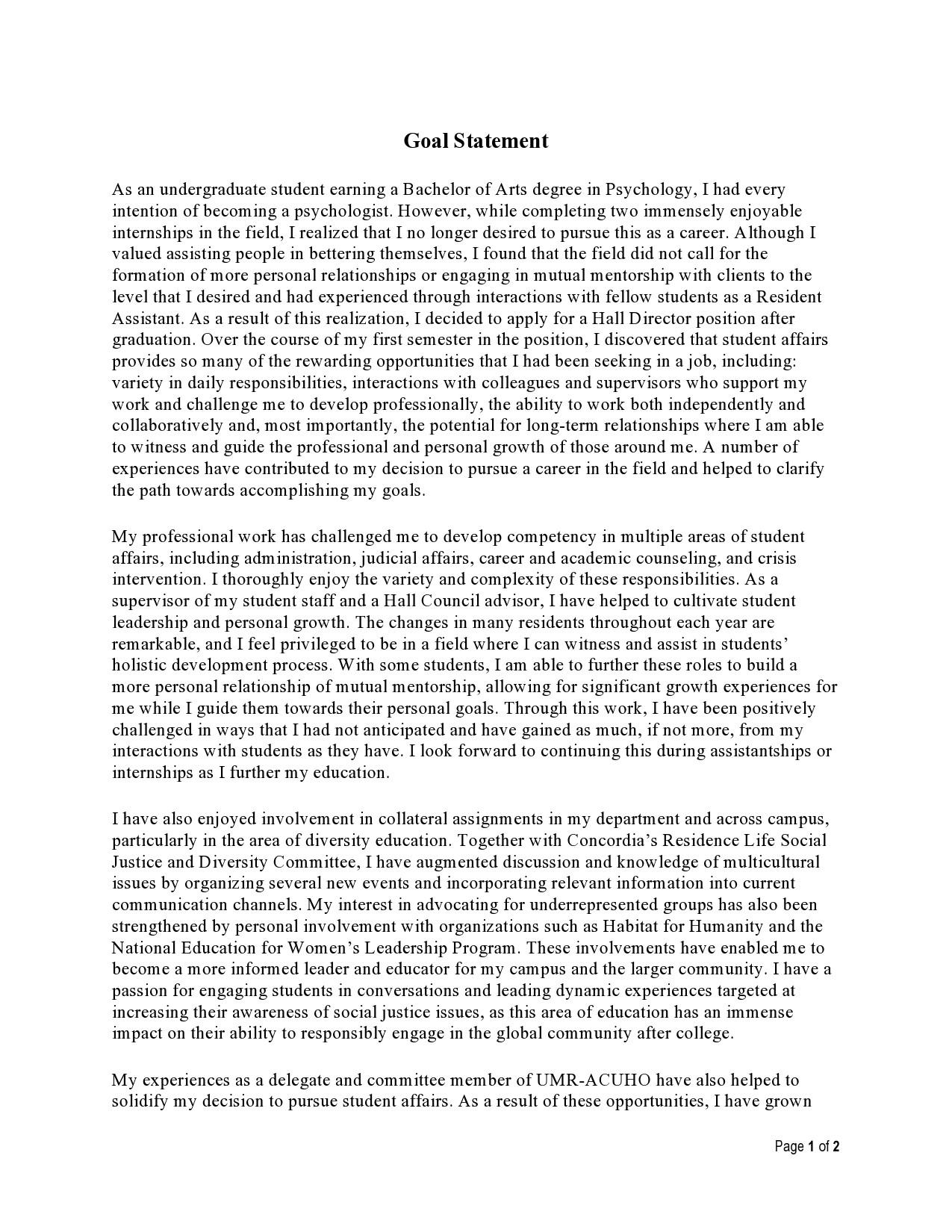 Free goal statement 39