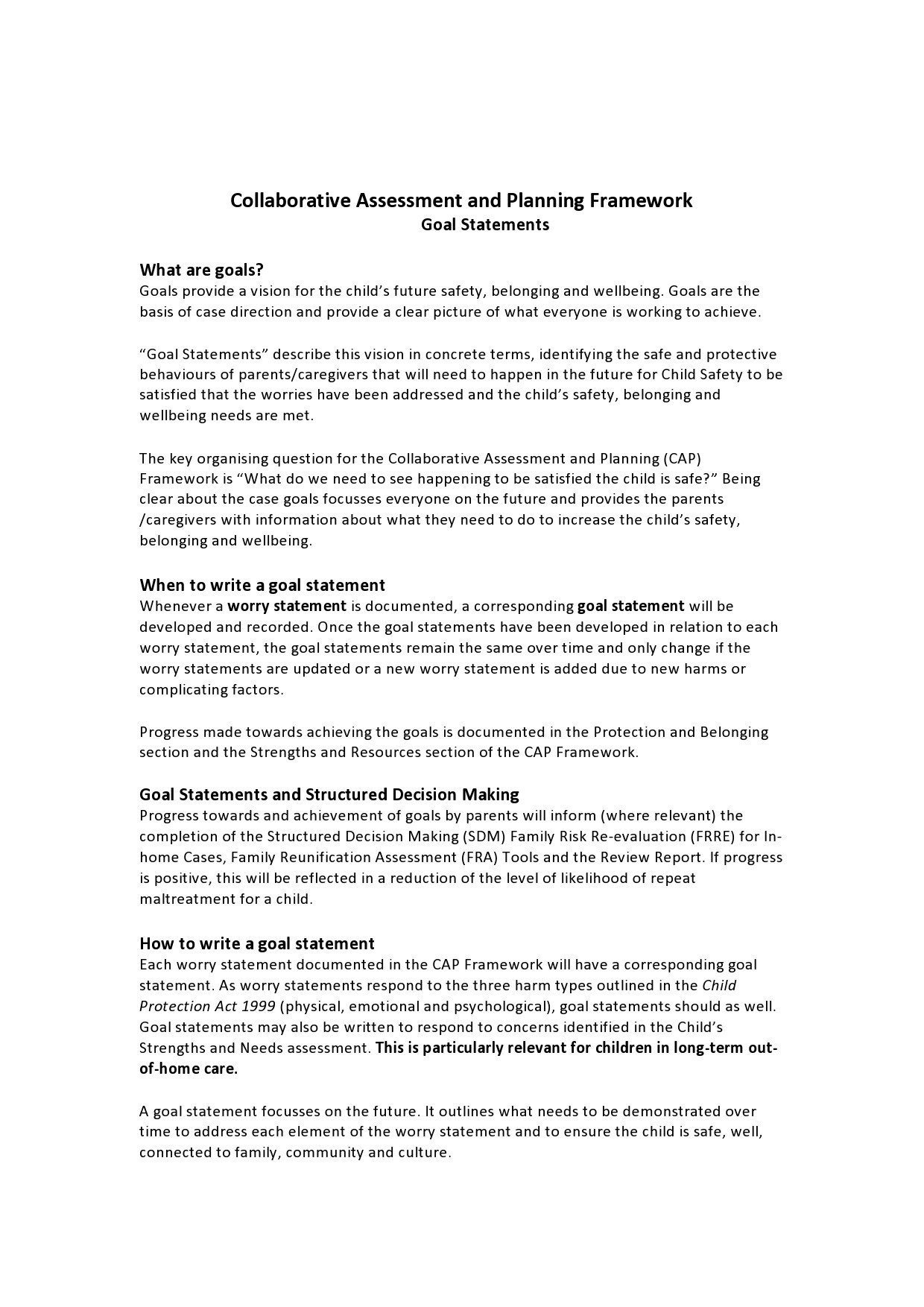 Free goal statement 40
