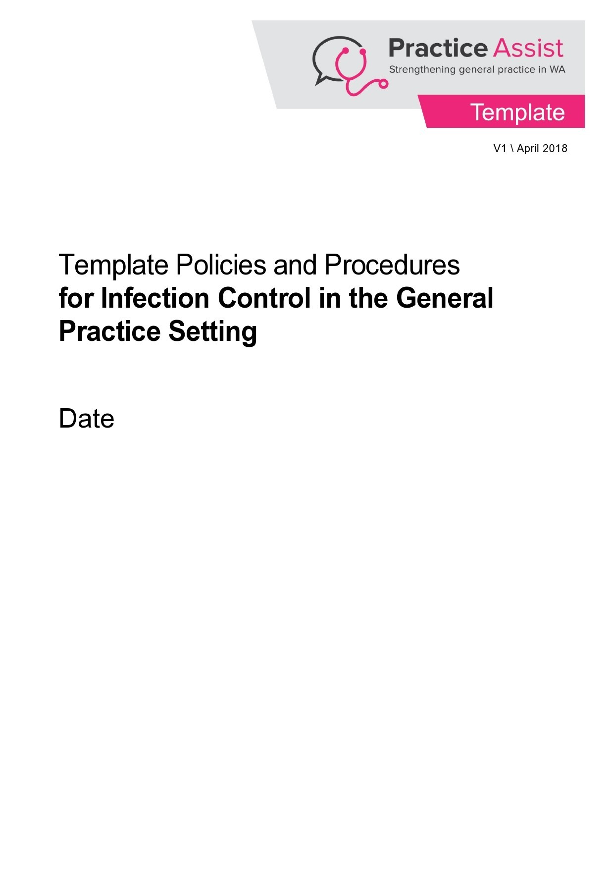 Free policy and procedure template 16