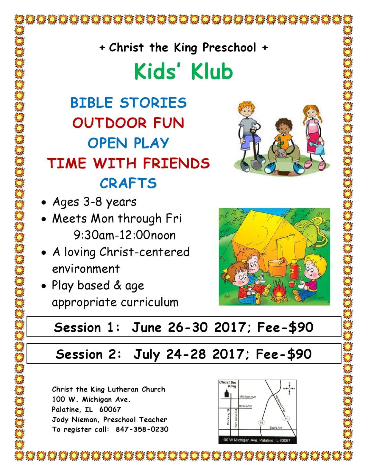 Free summer camp flyer 05