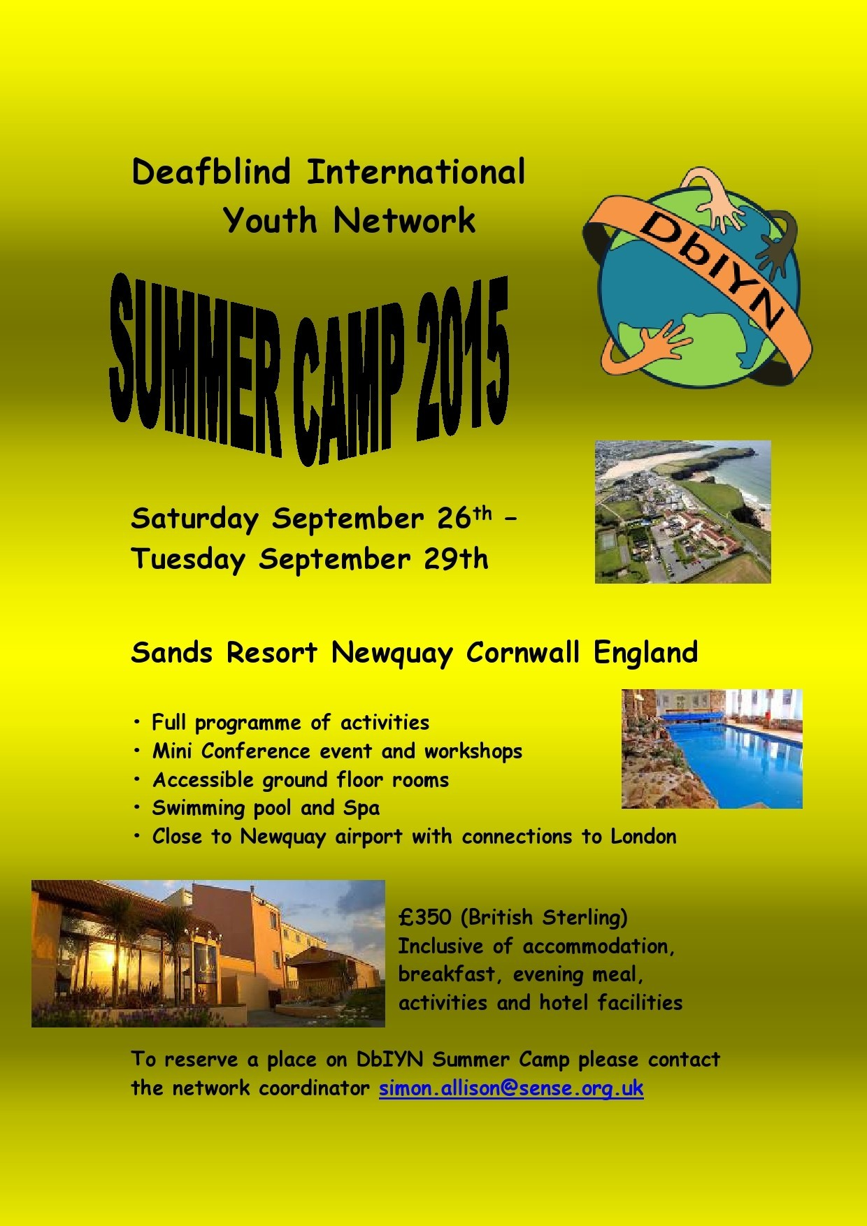 Free summer camp flyer 15