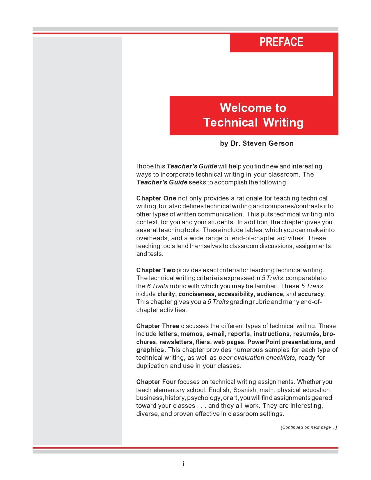 Free technical writing examples 02
