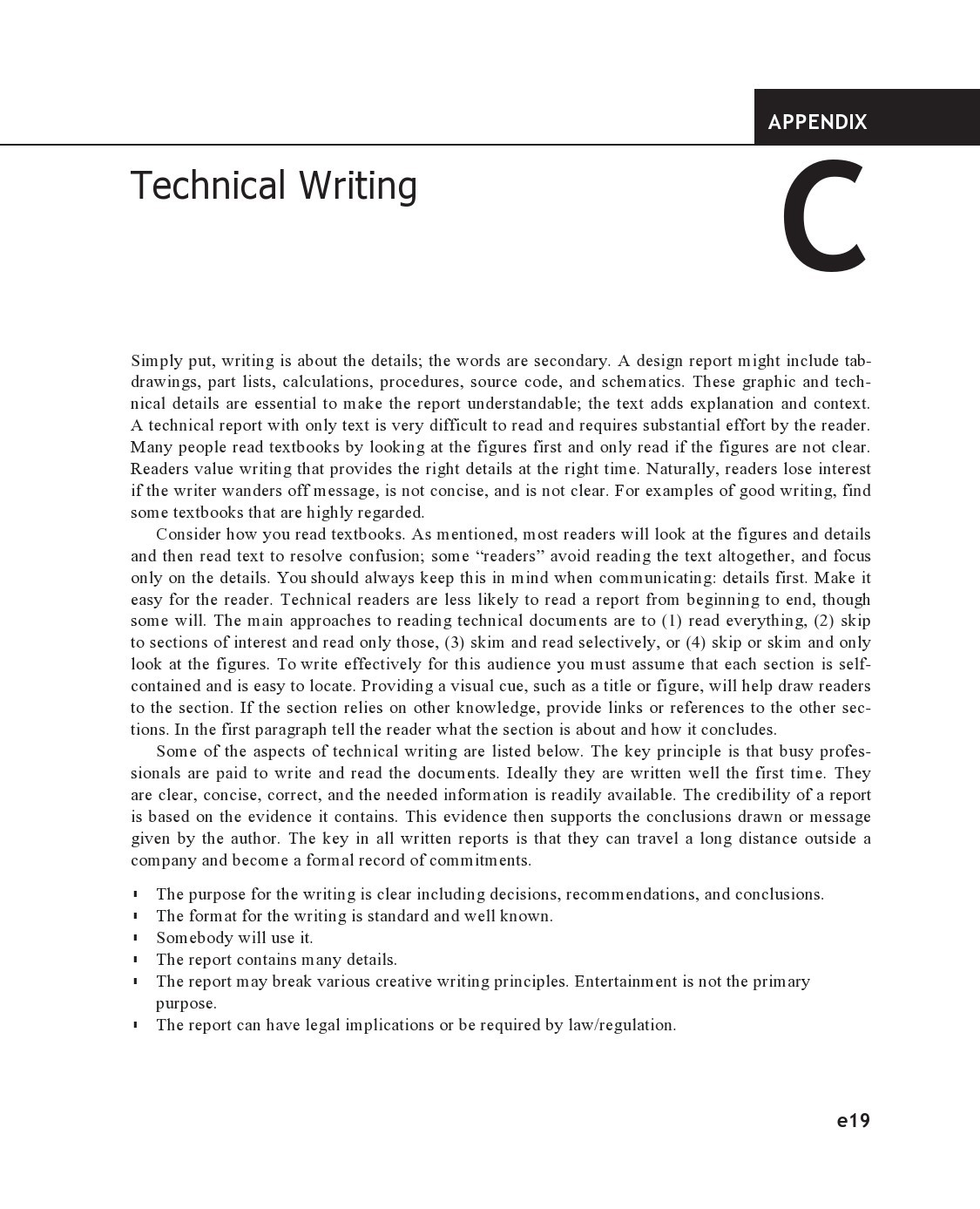 Free technical writing examples 13