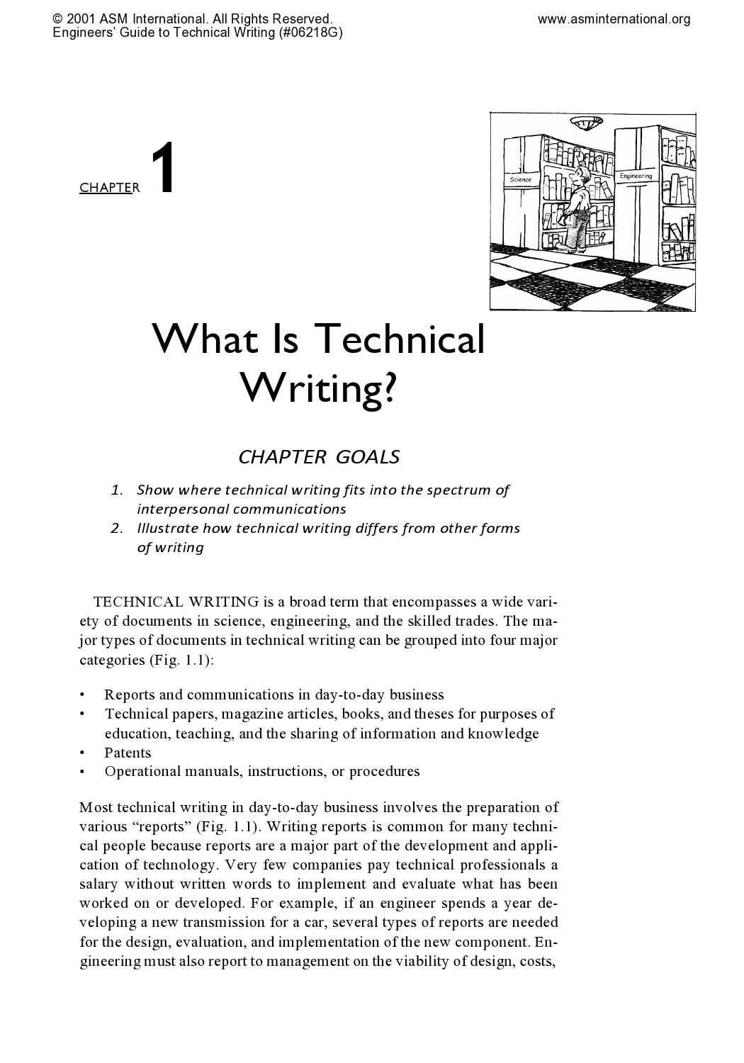 Free technical writing examples 14