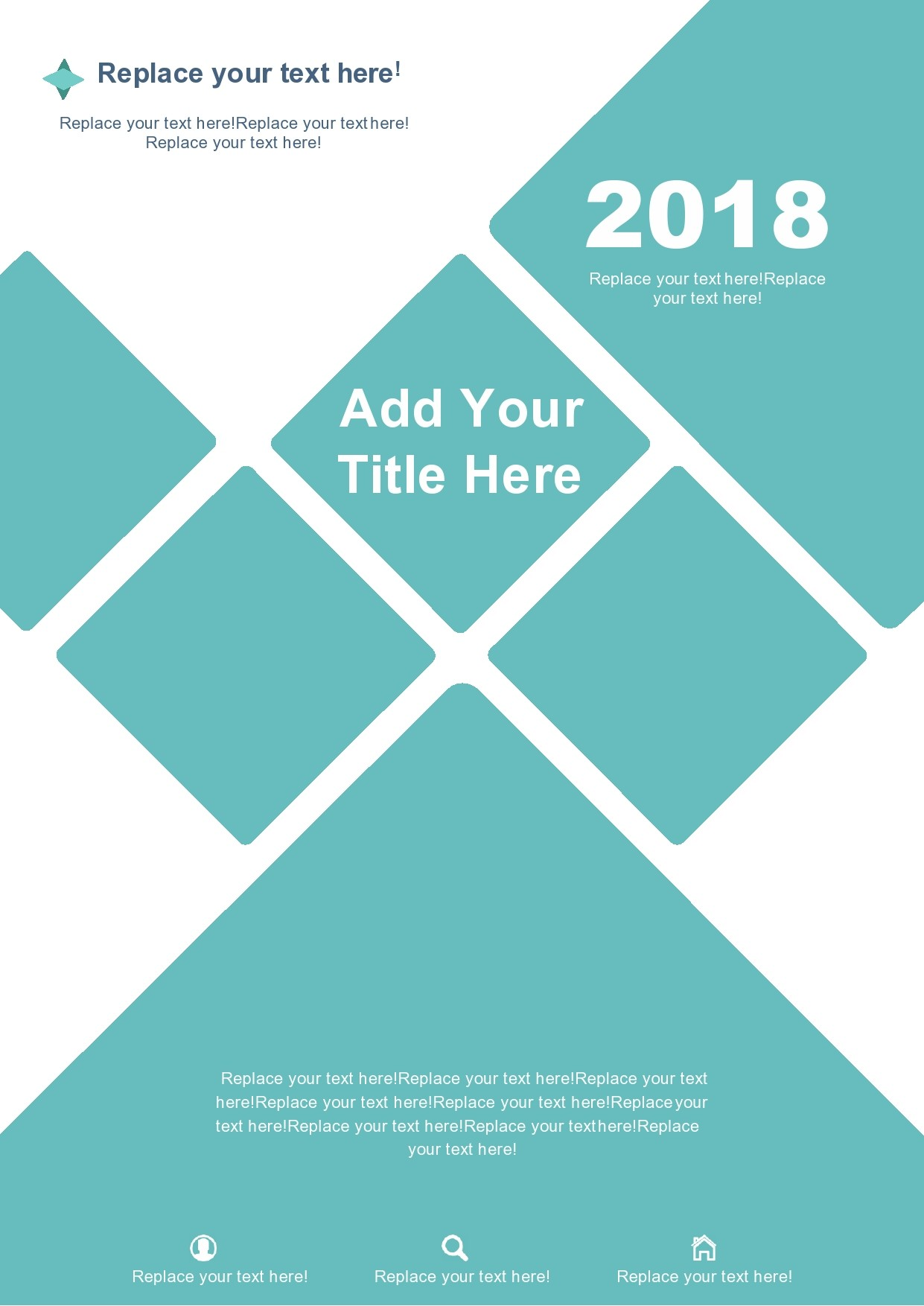 Free annual report template 24