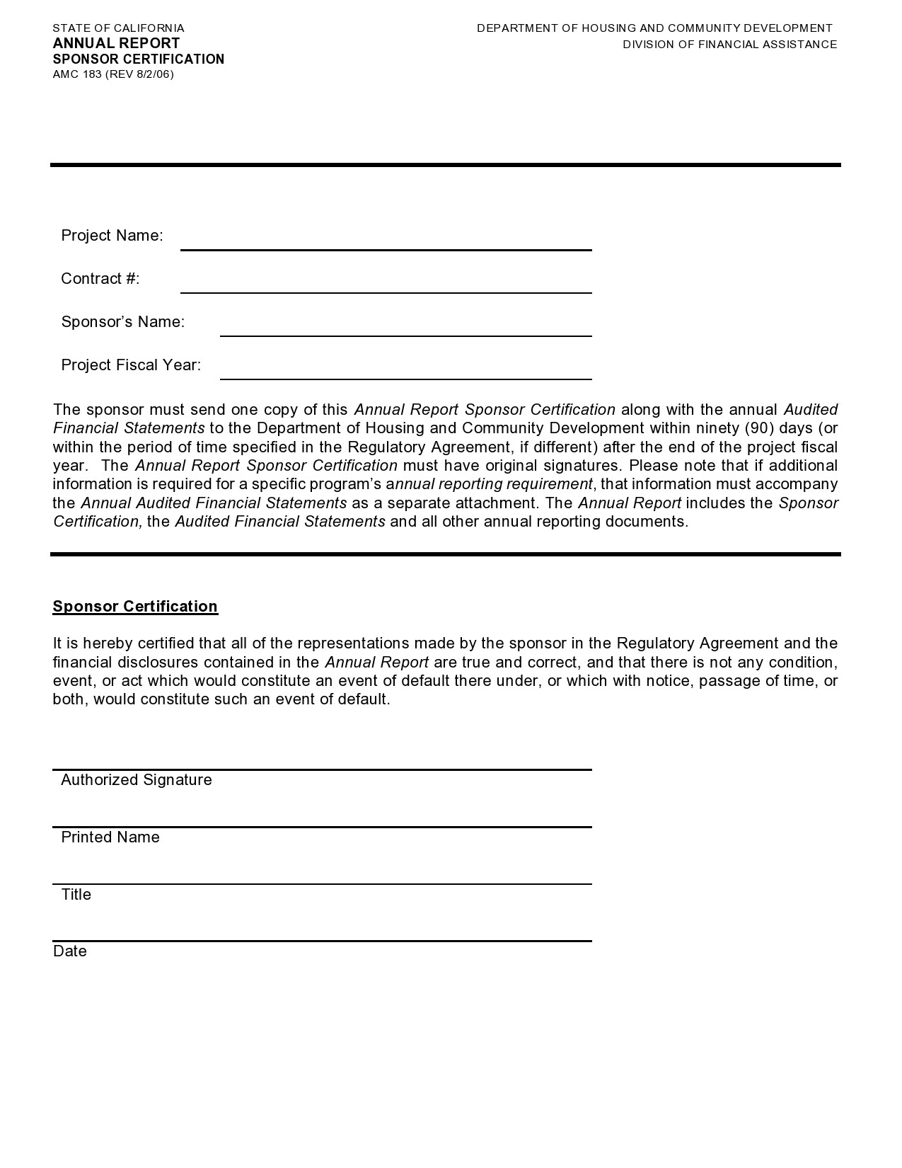 Free annual report template 30