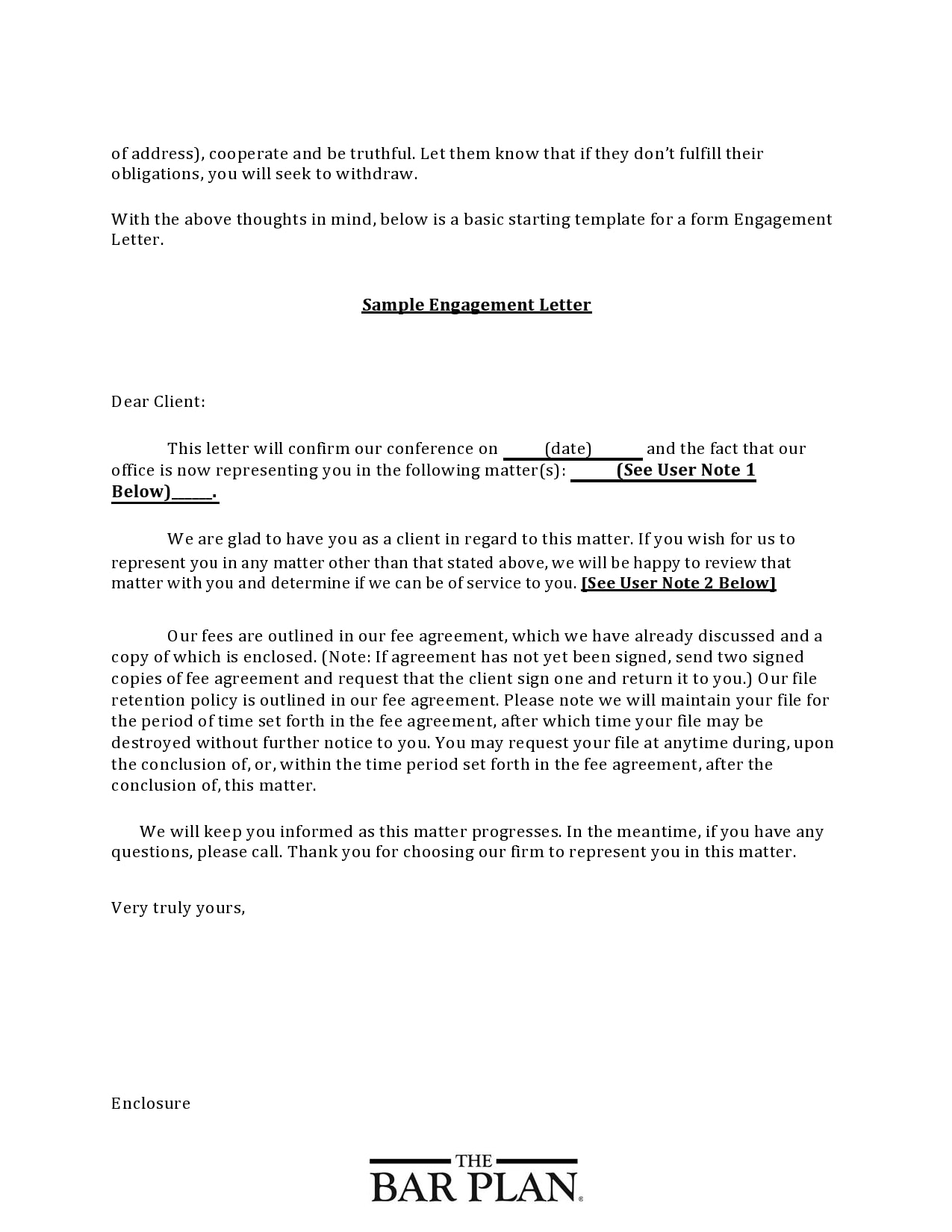 Free engagement letter 01