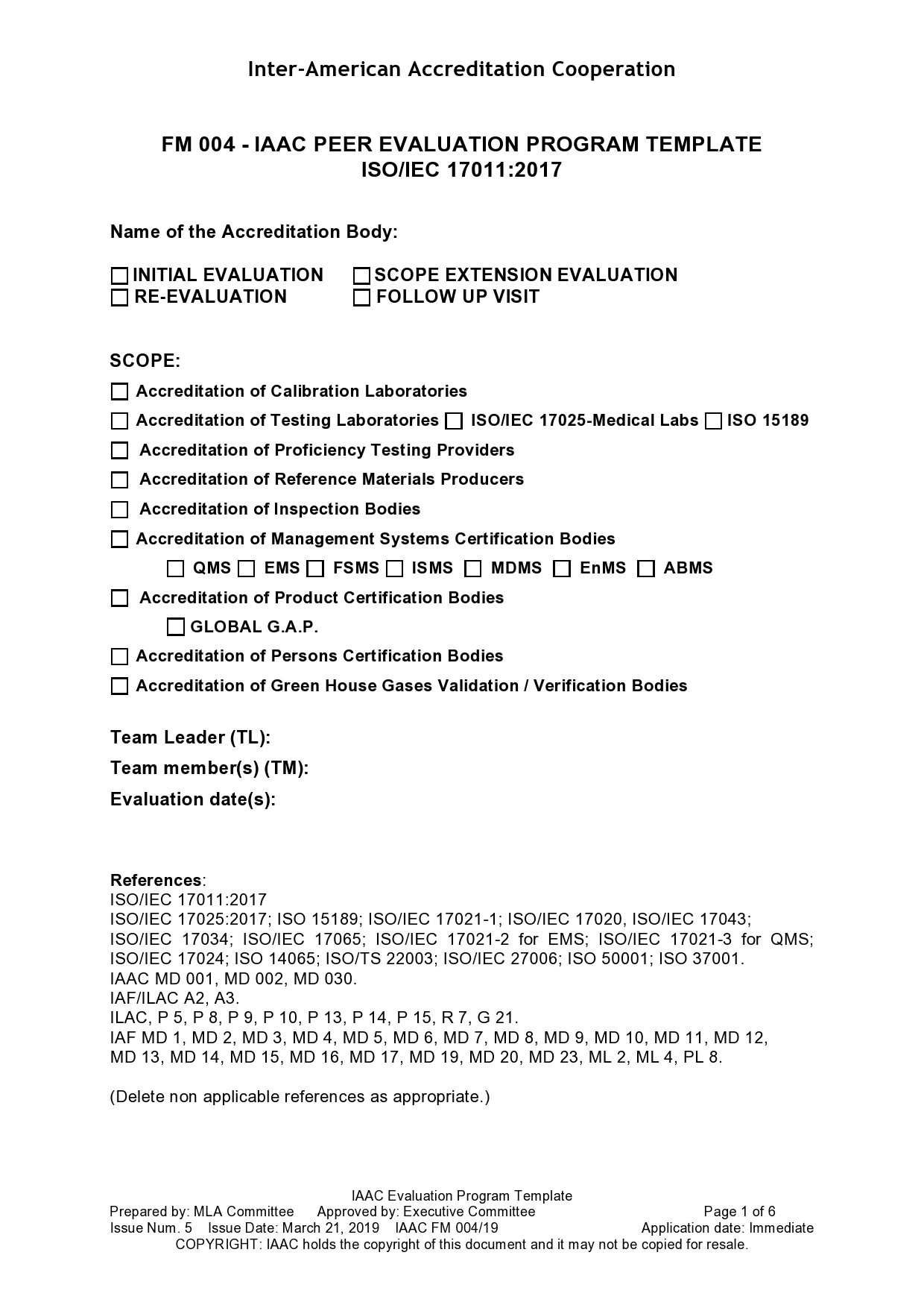 Free peer evaluation form 11