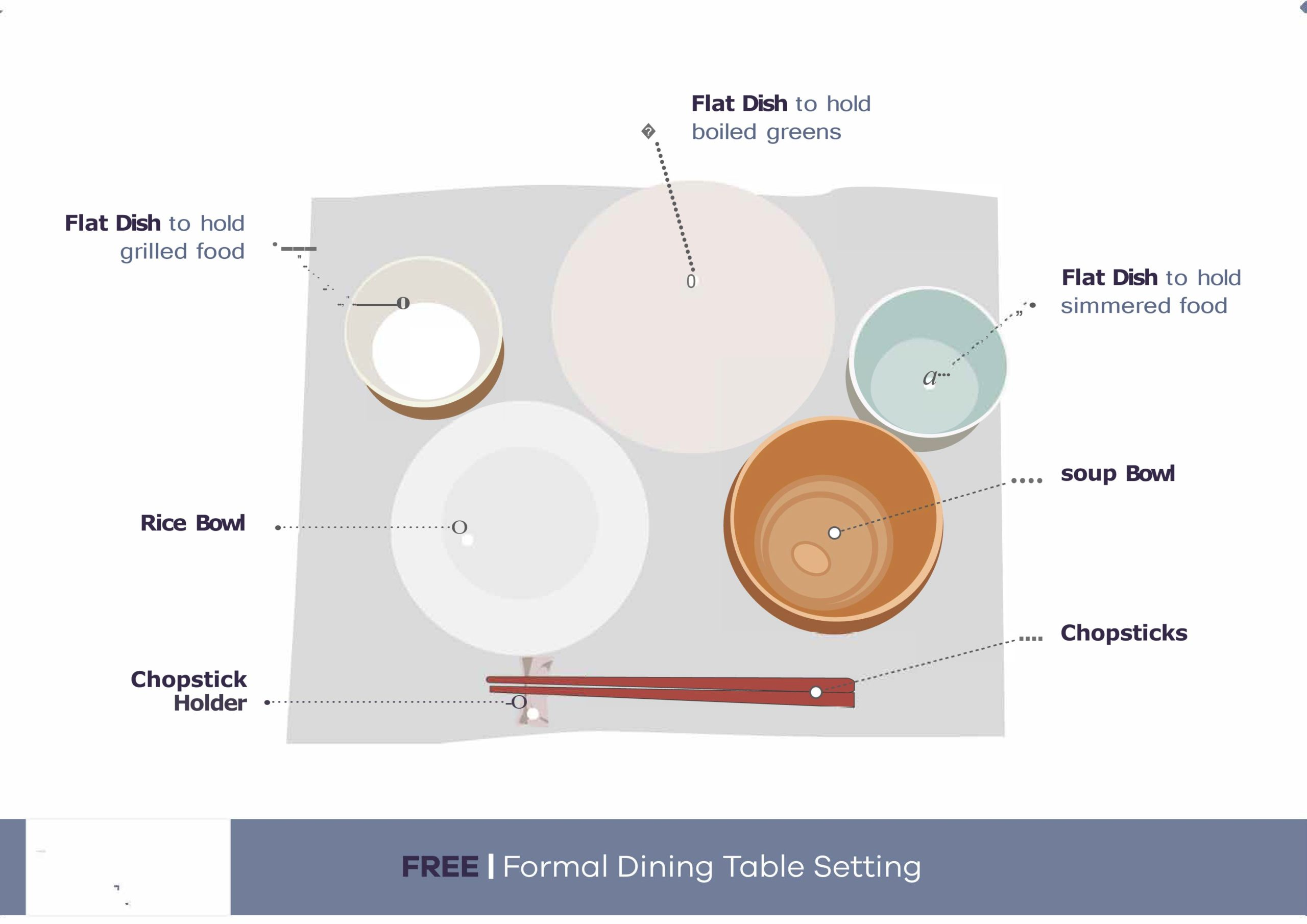 Free place setting template 29