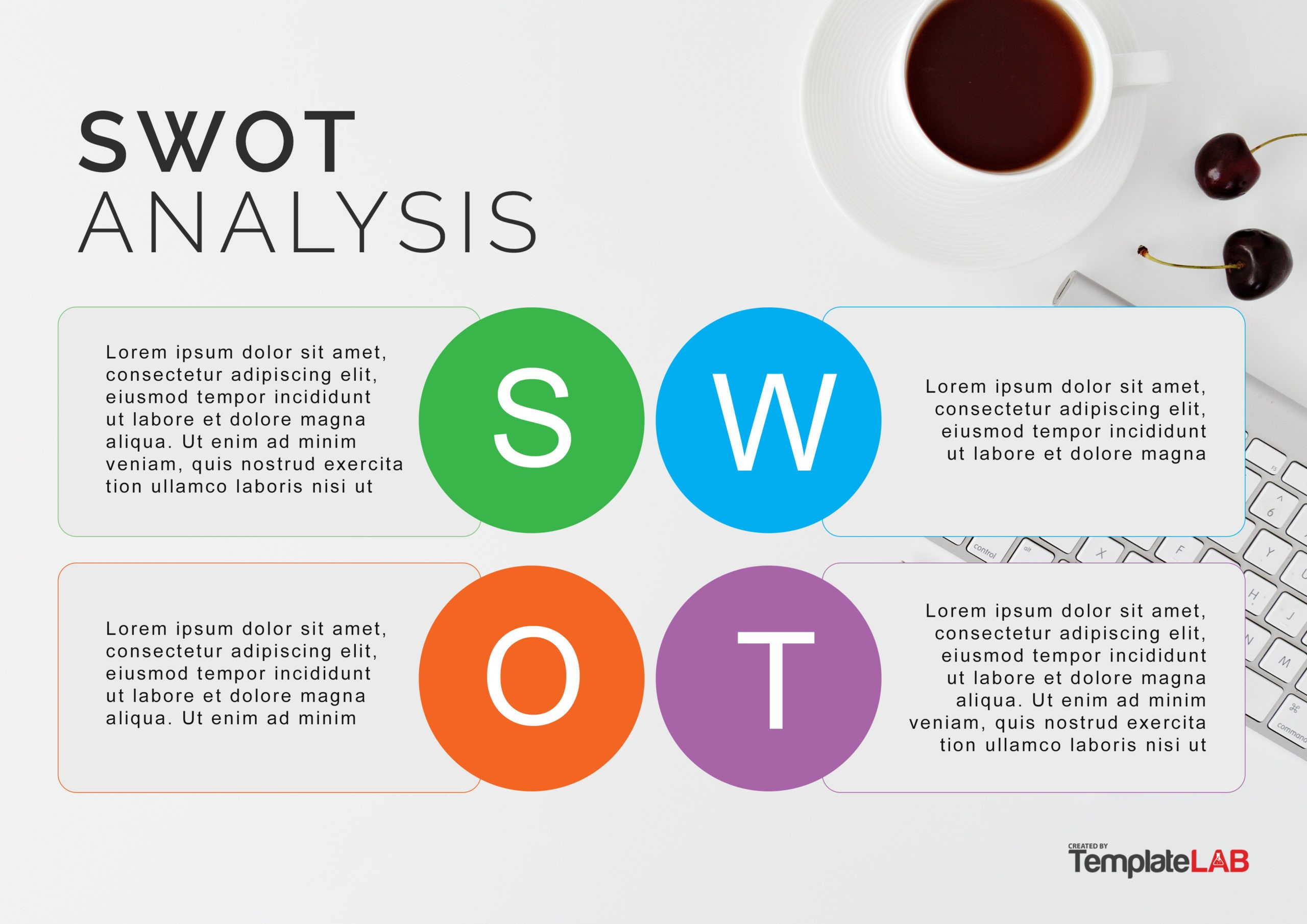 Free SWOT Analysis Template 10