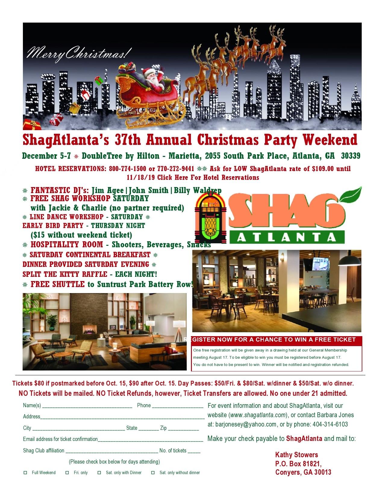 Free christmas flyer 09