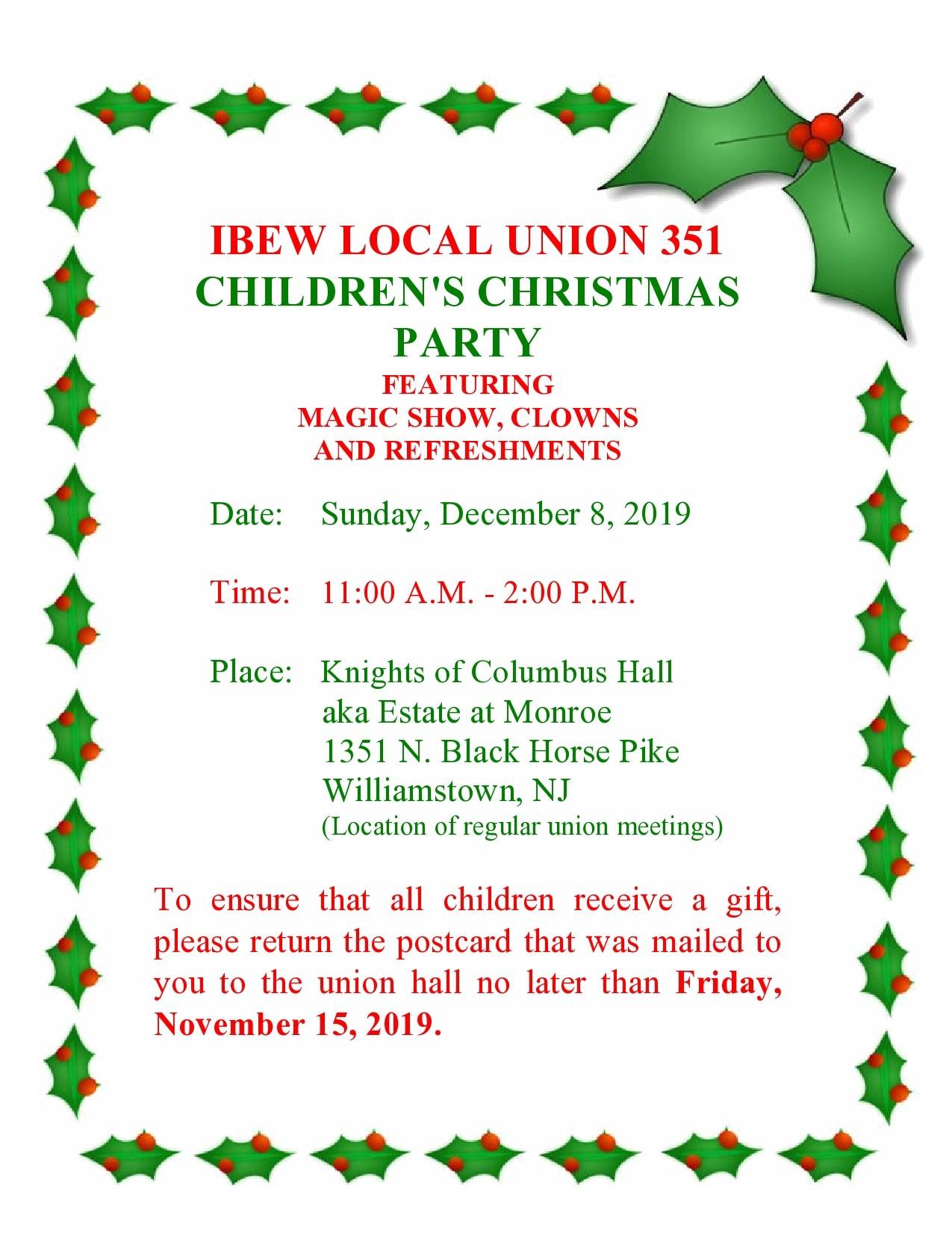 Free christmas flyer 17