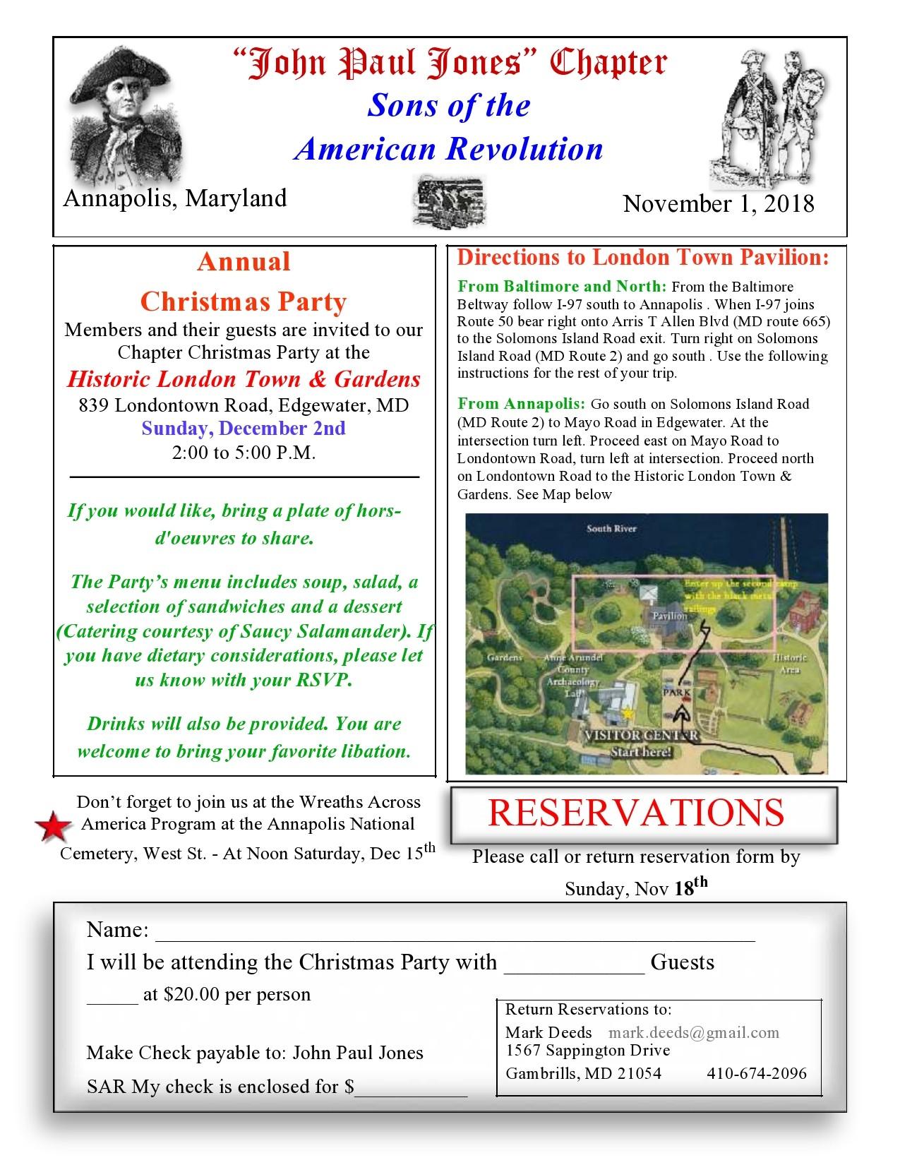 Free christmas flyer 19