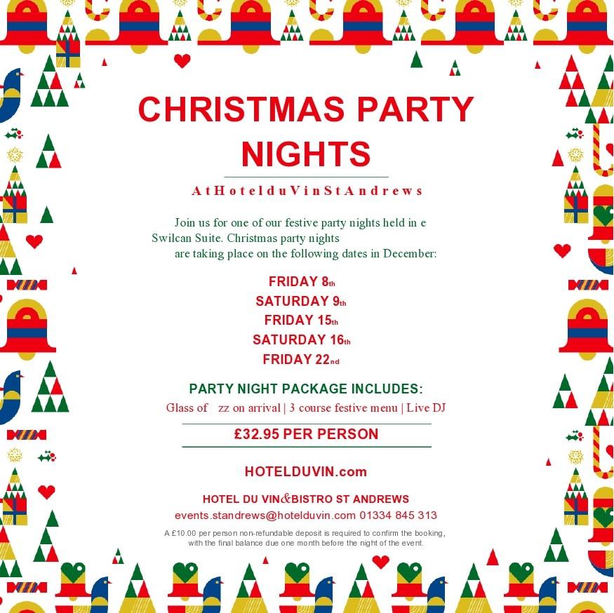 Free christmas flyer 23