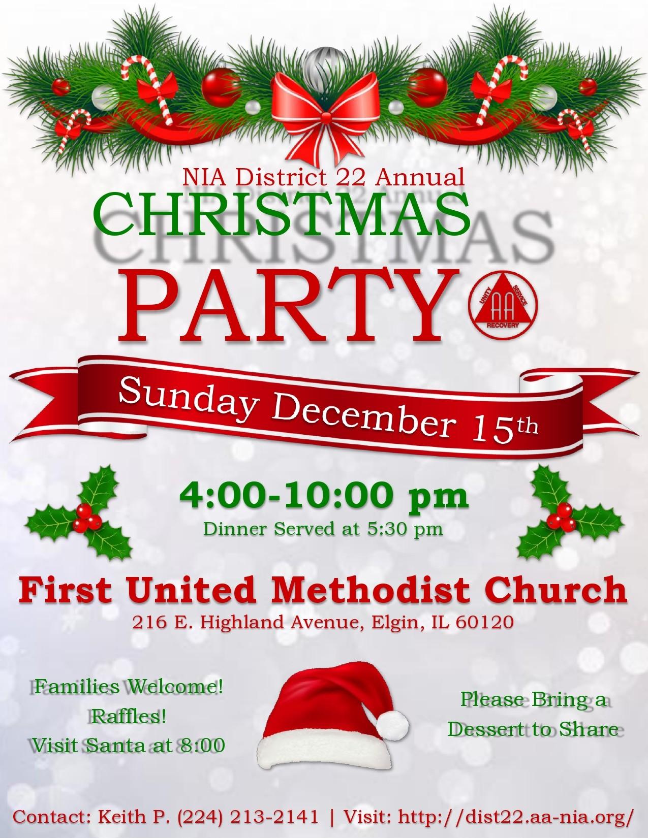 Free christmas flyer 28