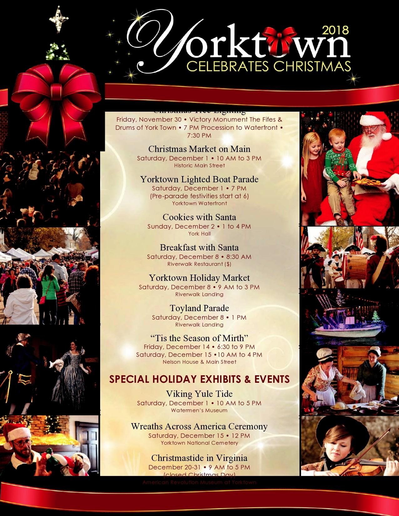 Free christmas flyer 30