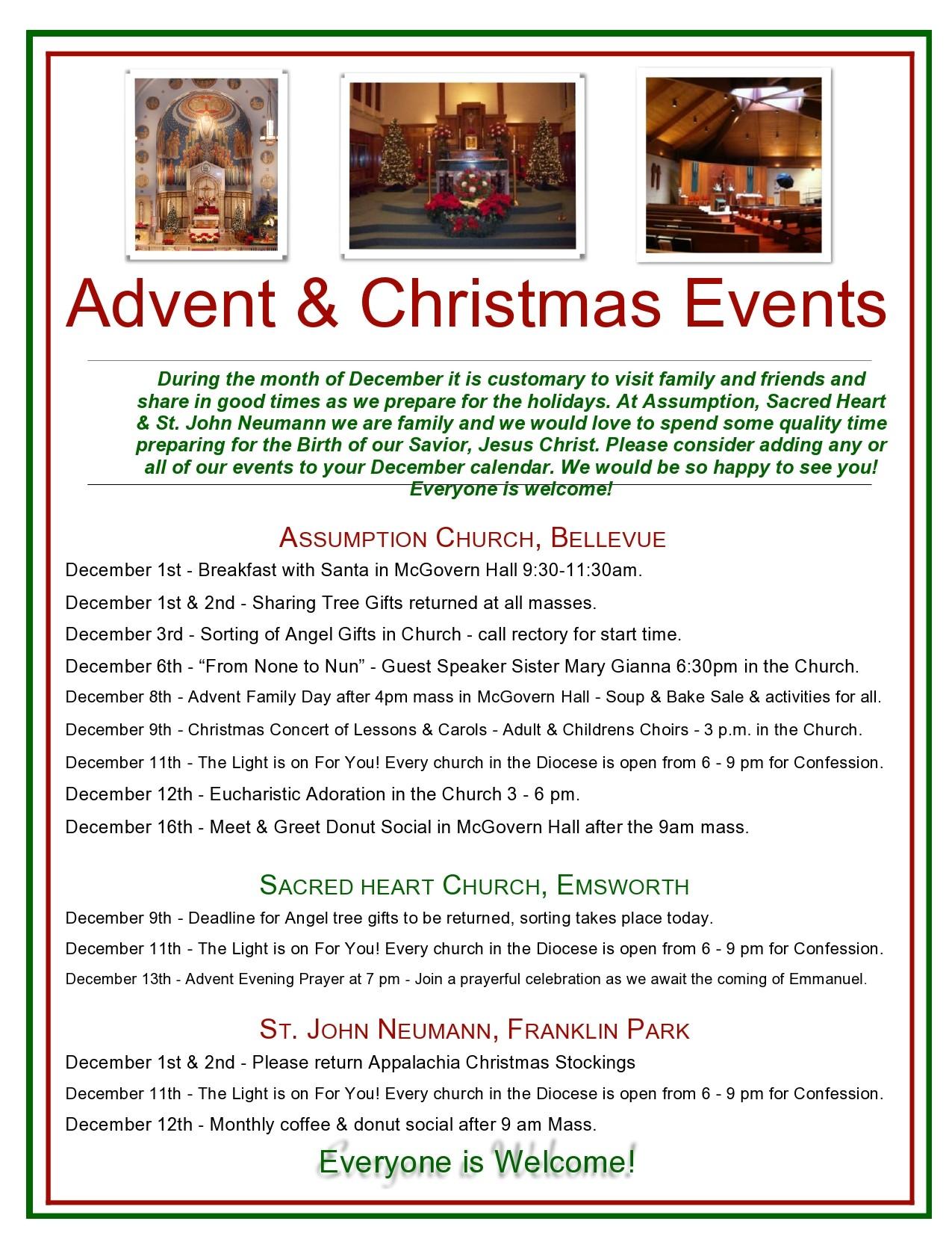Free christmas flyer 33