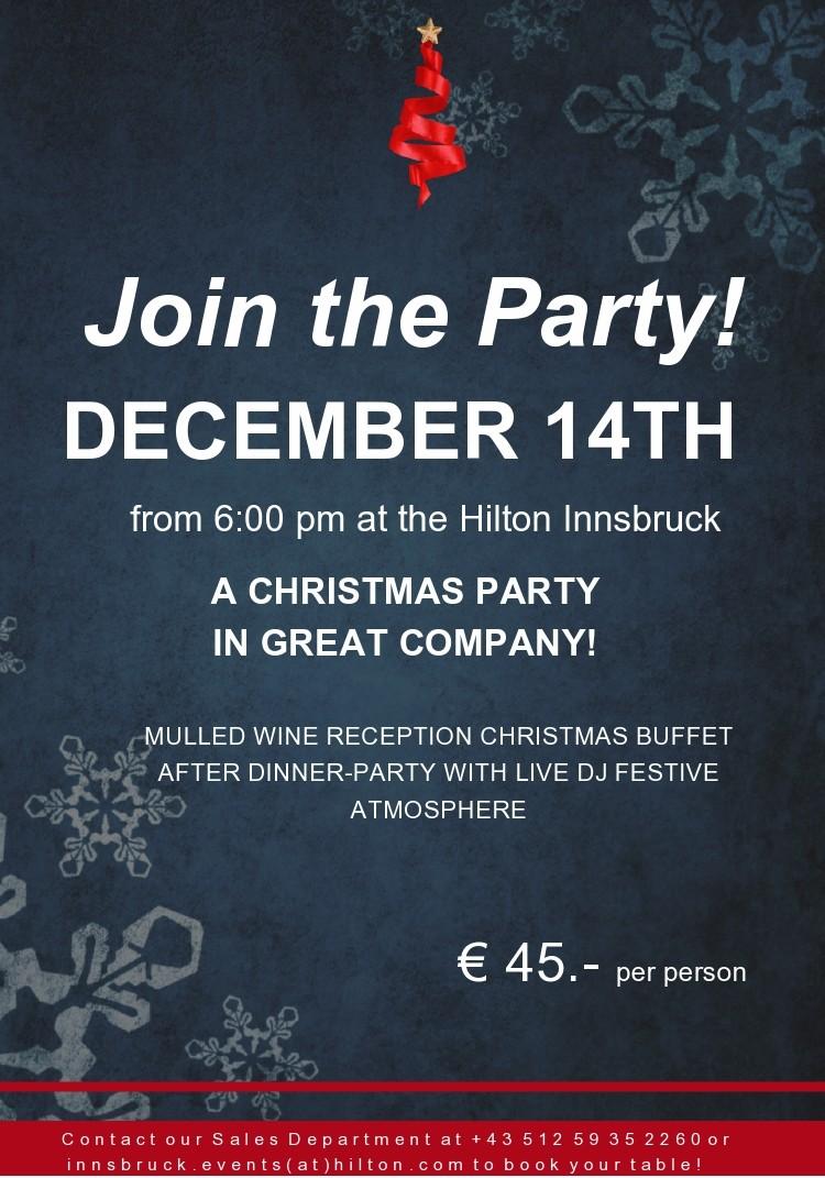 Free christmas flyer 38