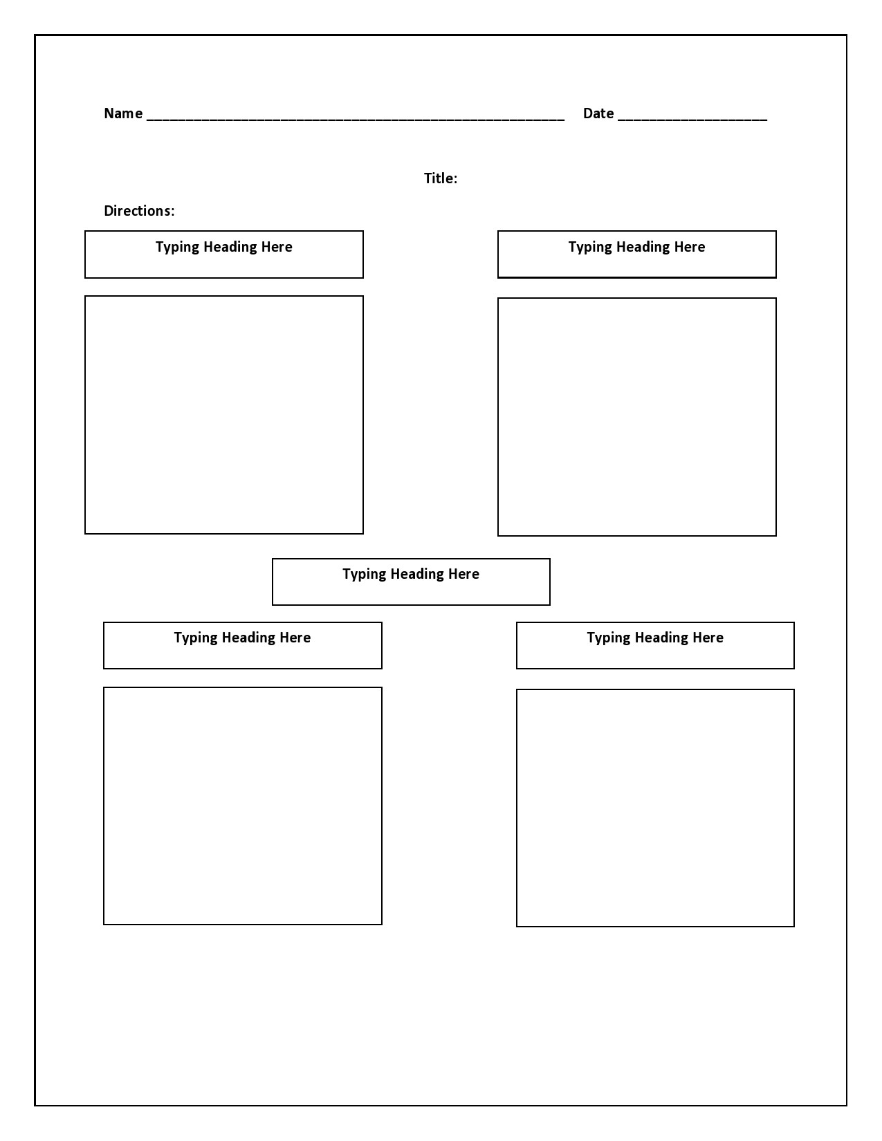 Free frayer model template 26
