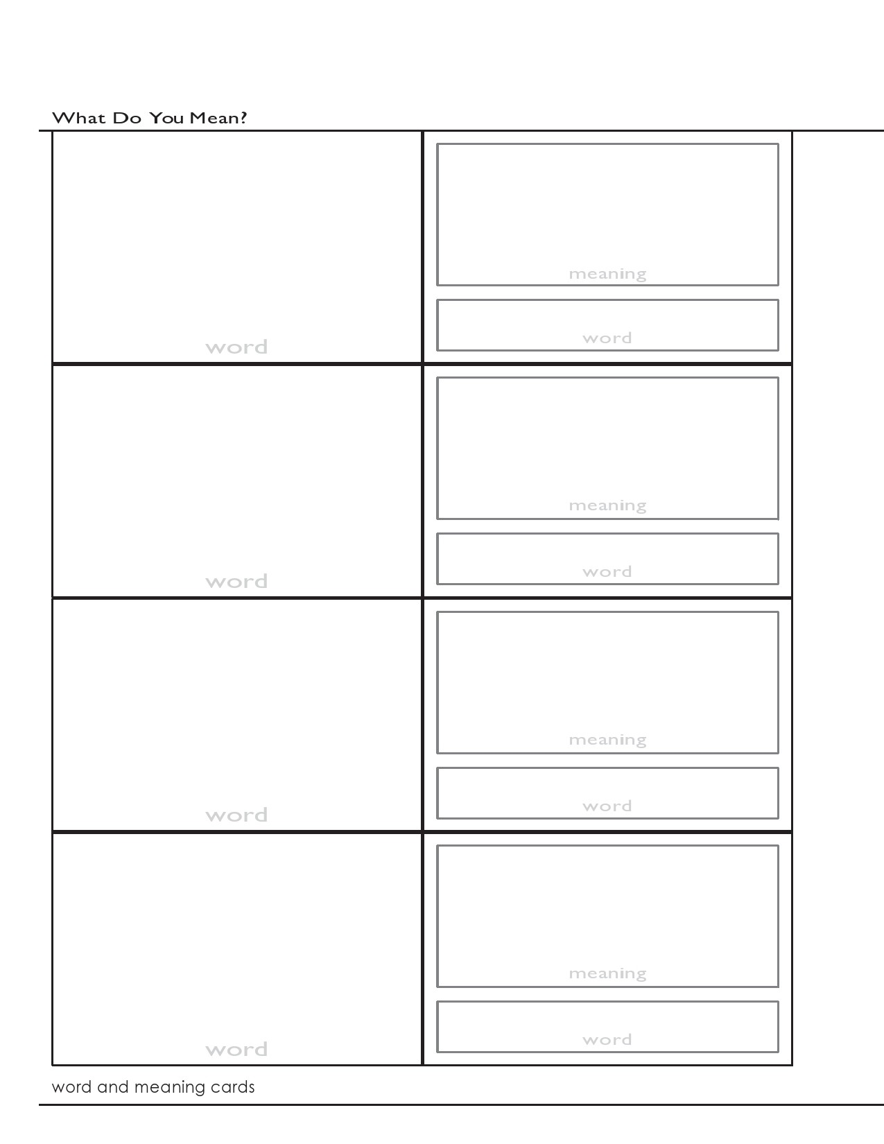 Free frayer model template 36