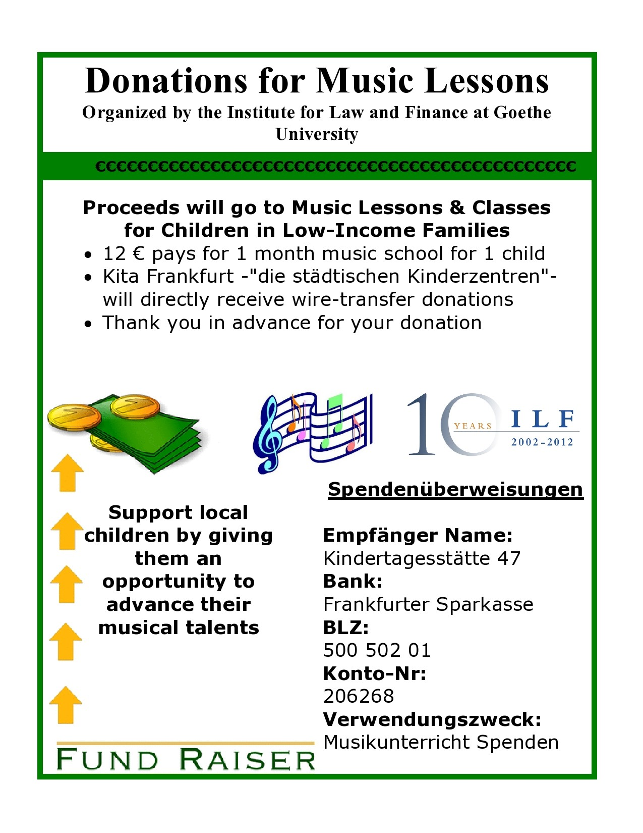 Free fundraiser flyer 05