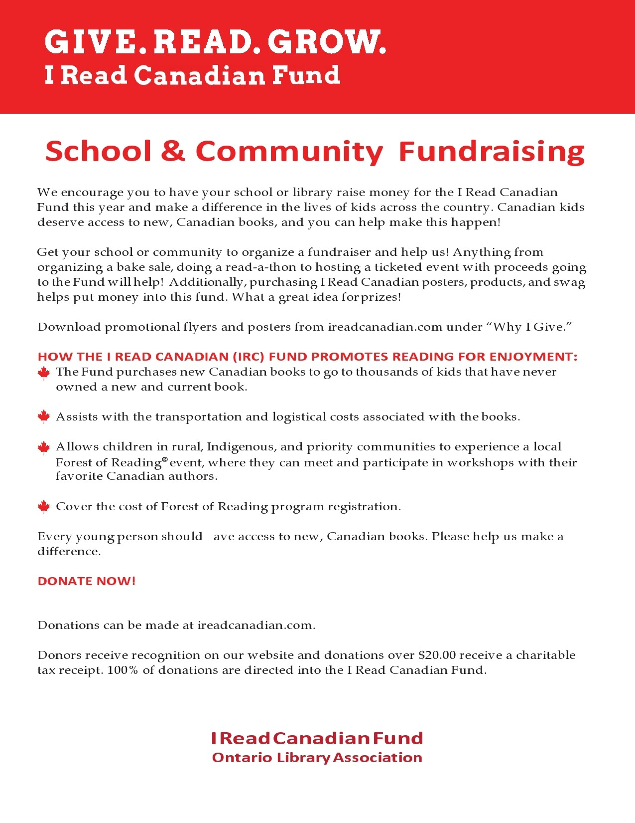 Free fundraiser flyer 07