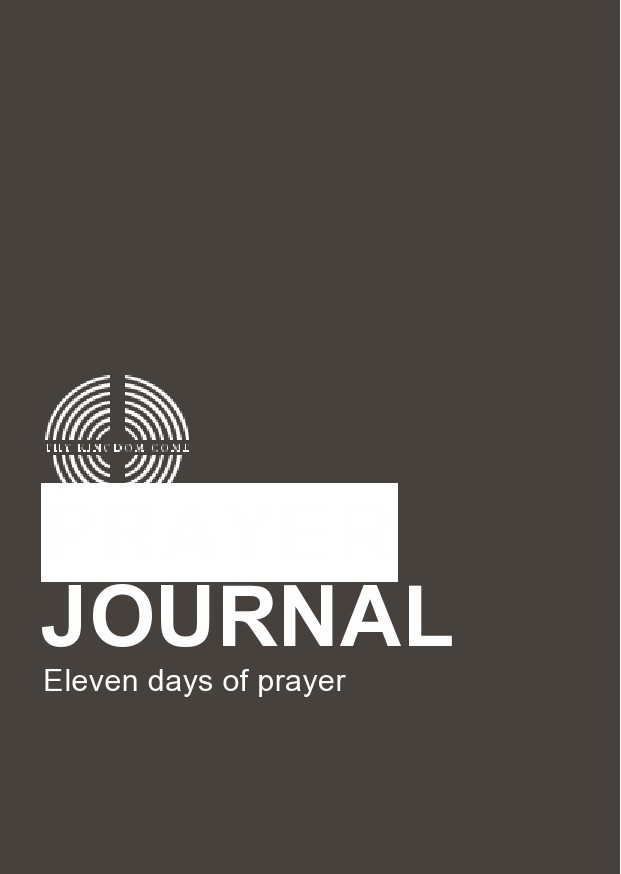 Free prayer journal template 09
