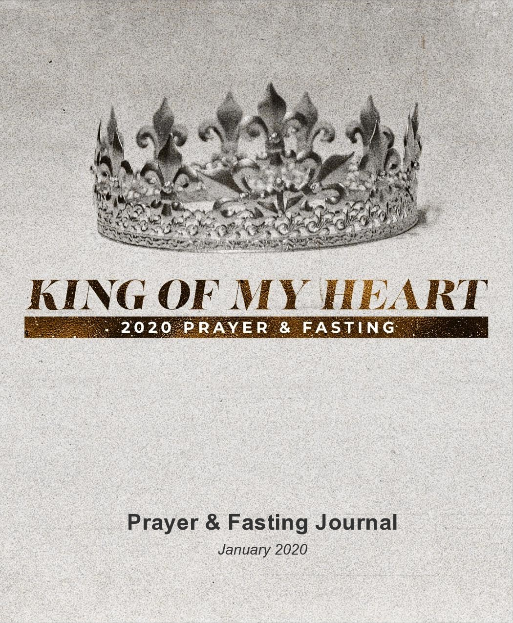 Free prayer journal template 12