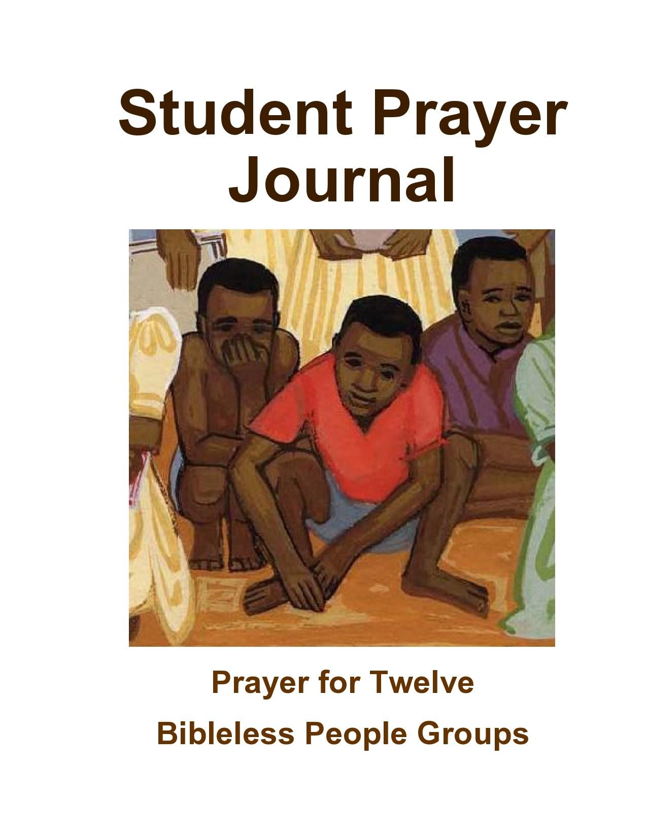 Free prayer journal template 21