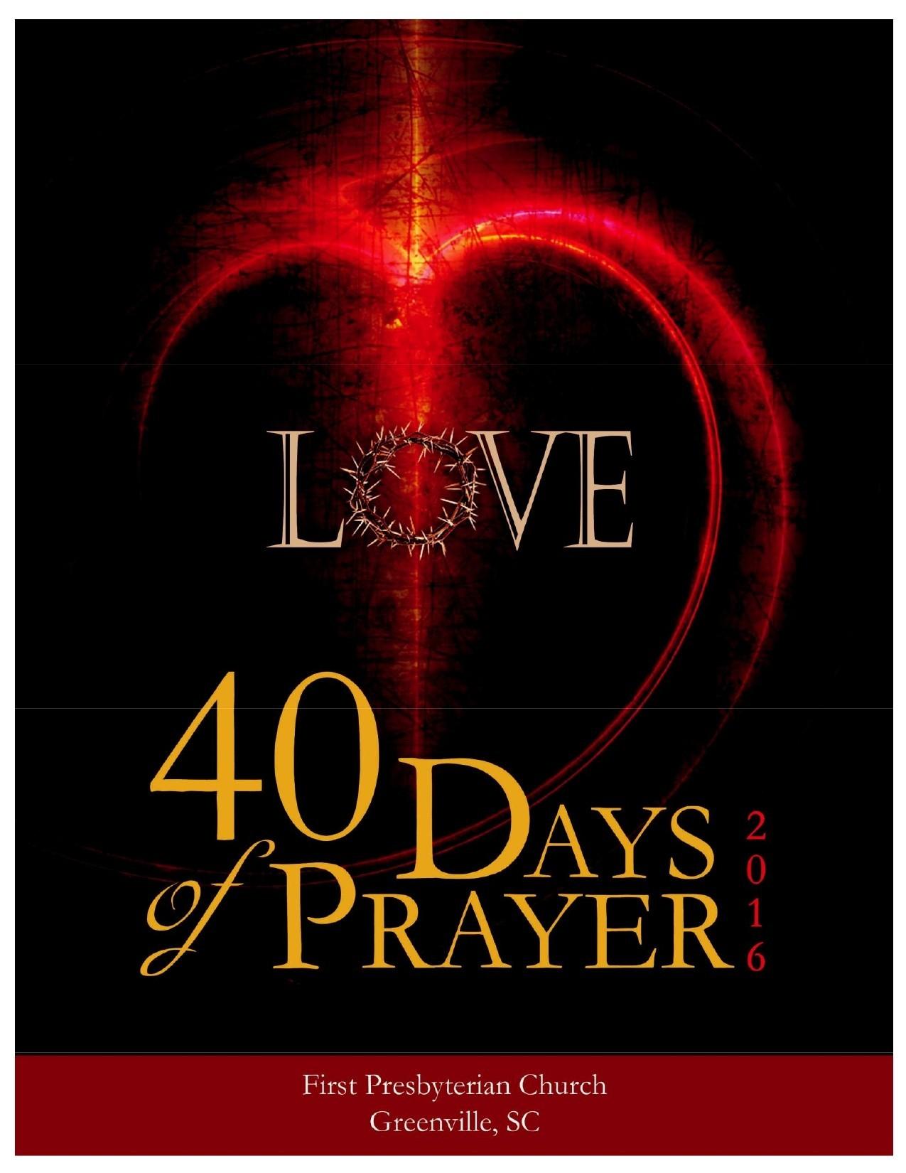 Free prayer journal template 24