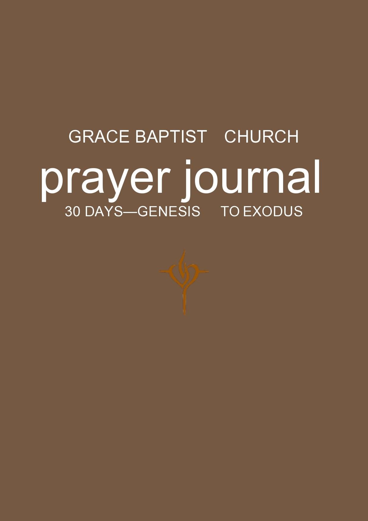 Free prayer journal template 29