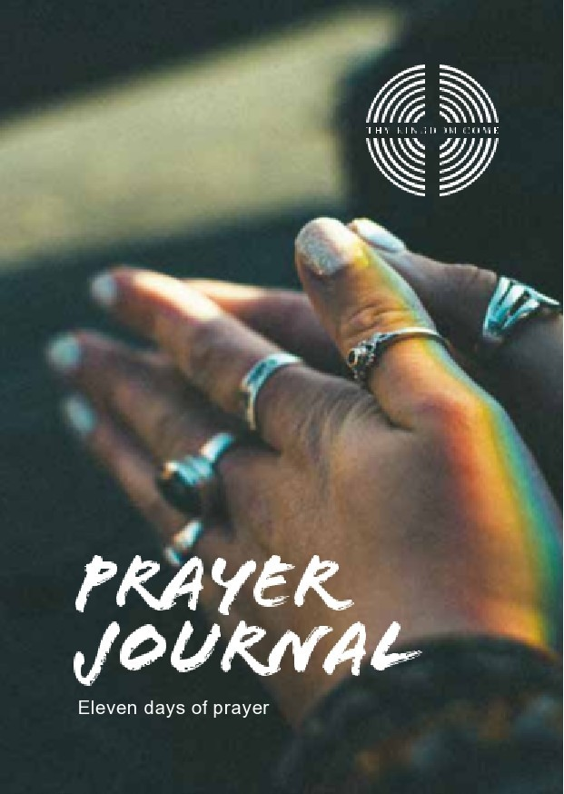 Free prayer journal template 45