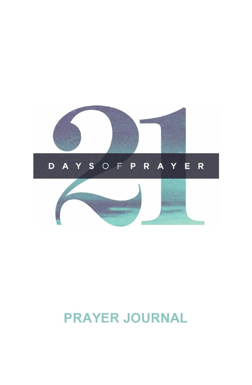 Free prayer journal template 49