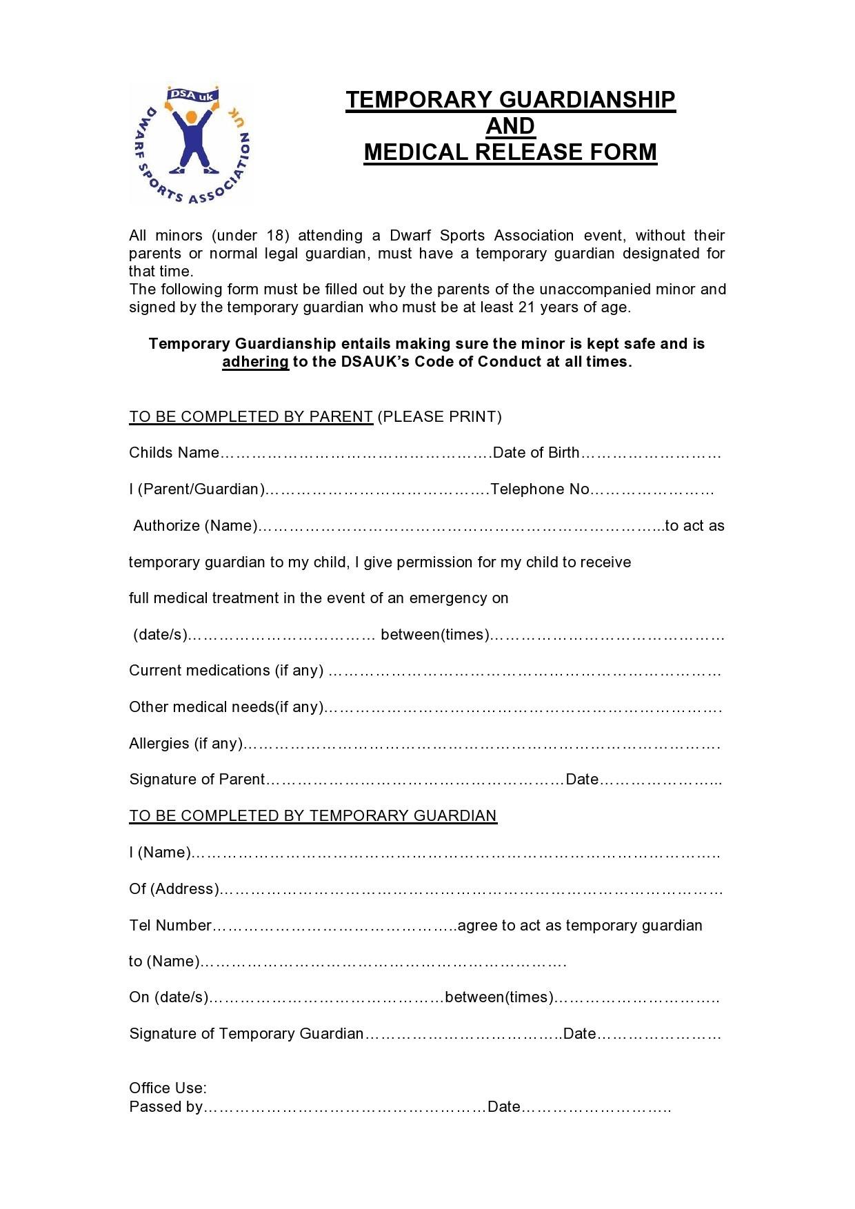 Free guardianship form 19