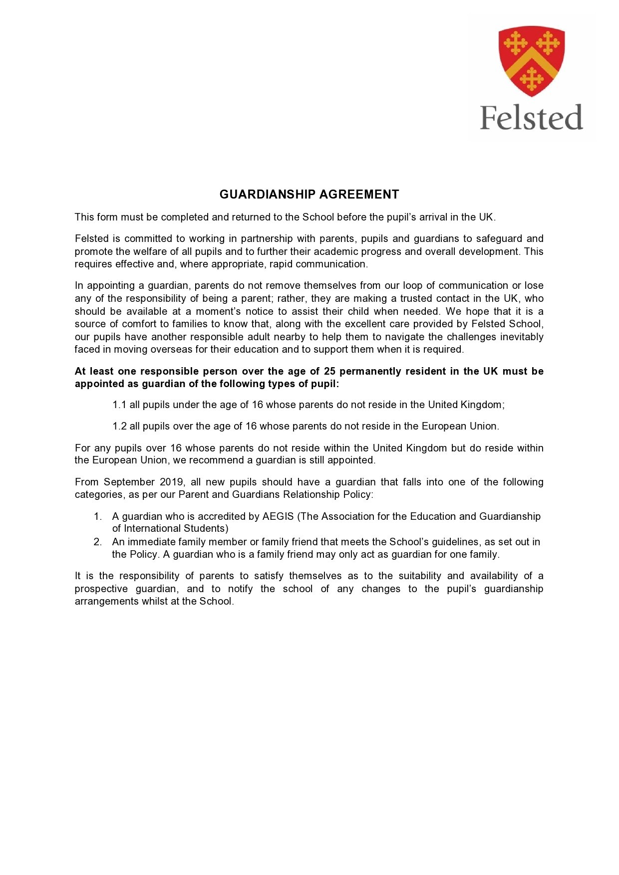 Free guardianship form 47