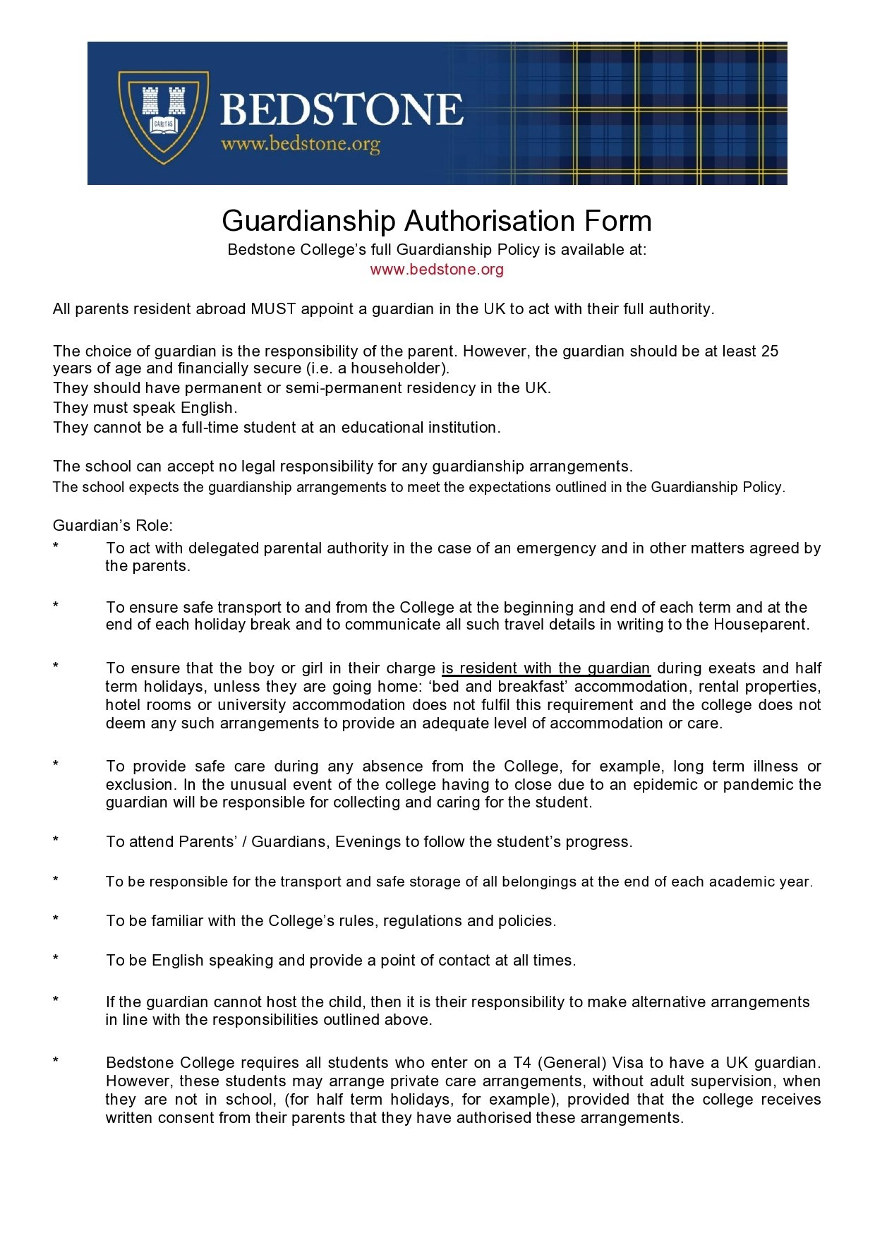 Free guardianship form 48