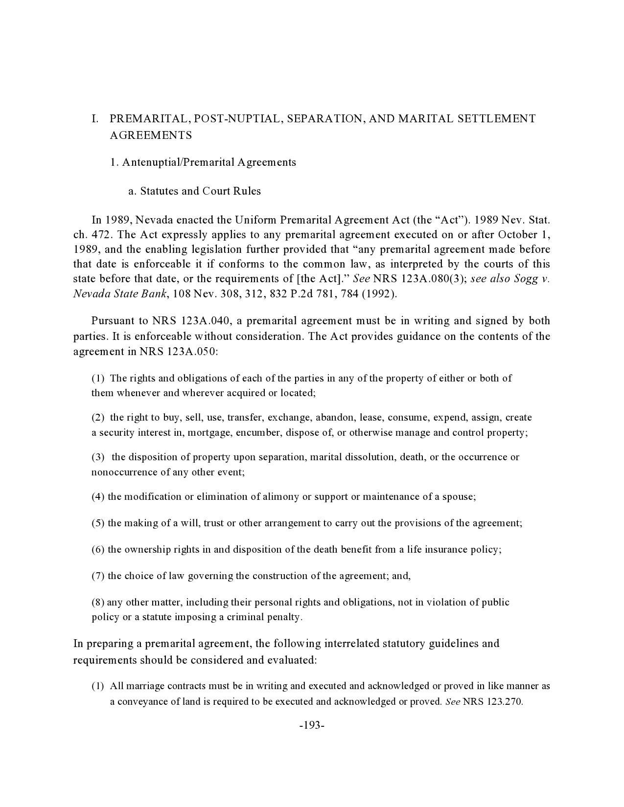 Free marital settlement agreement 17
