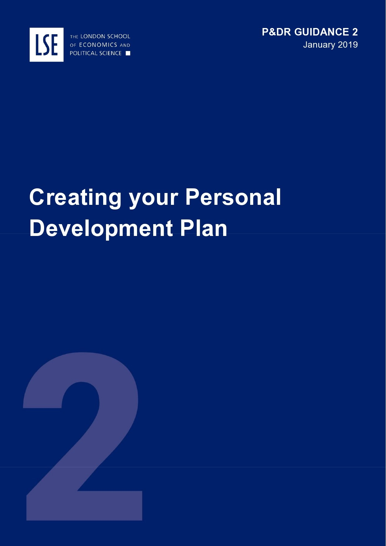 Free professional development plan 26