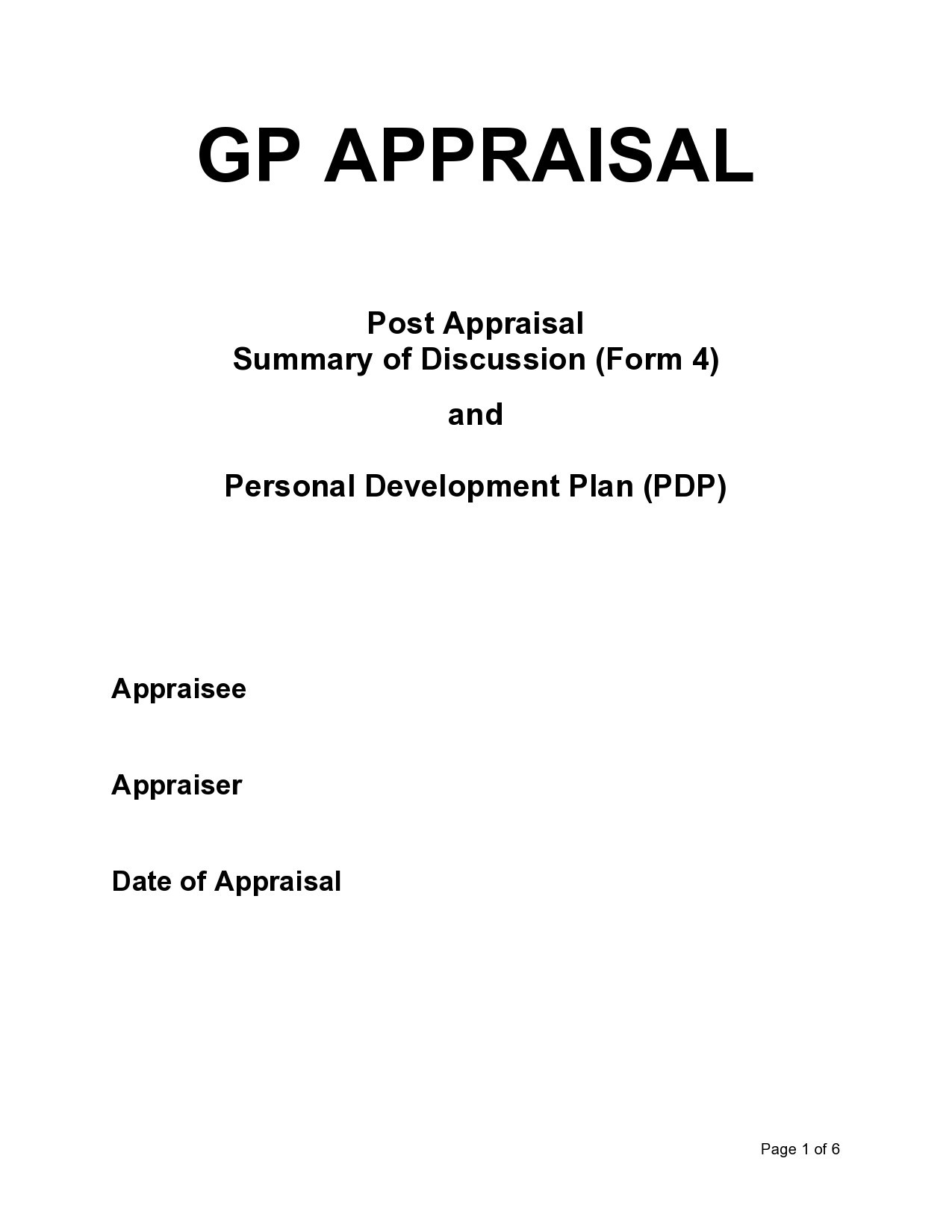 Free professional development plan 42