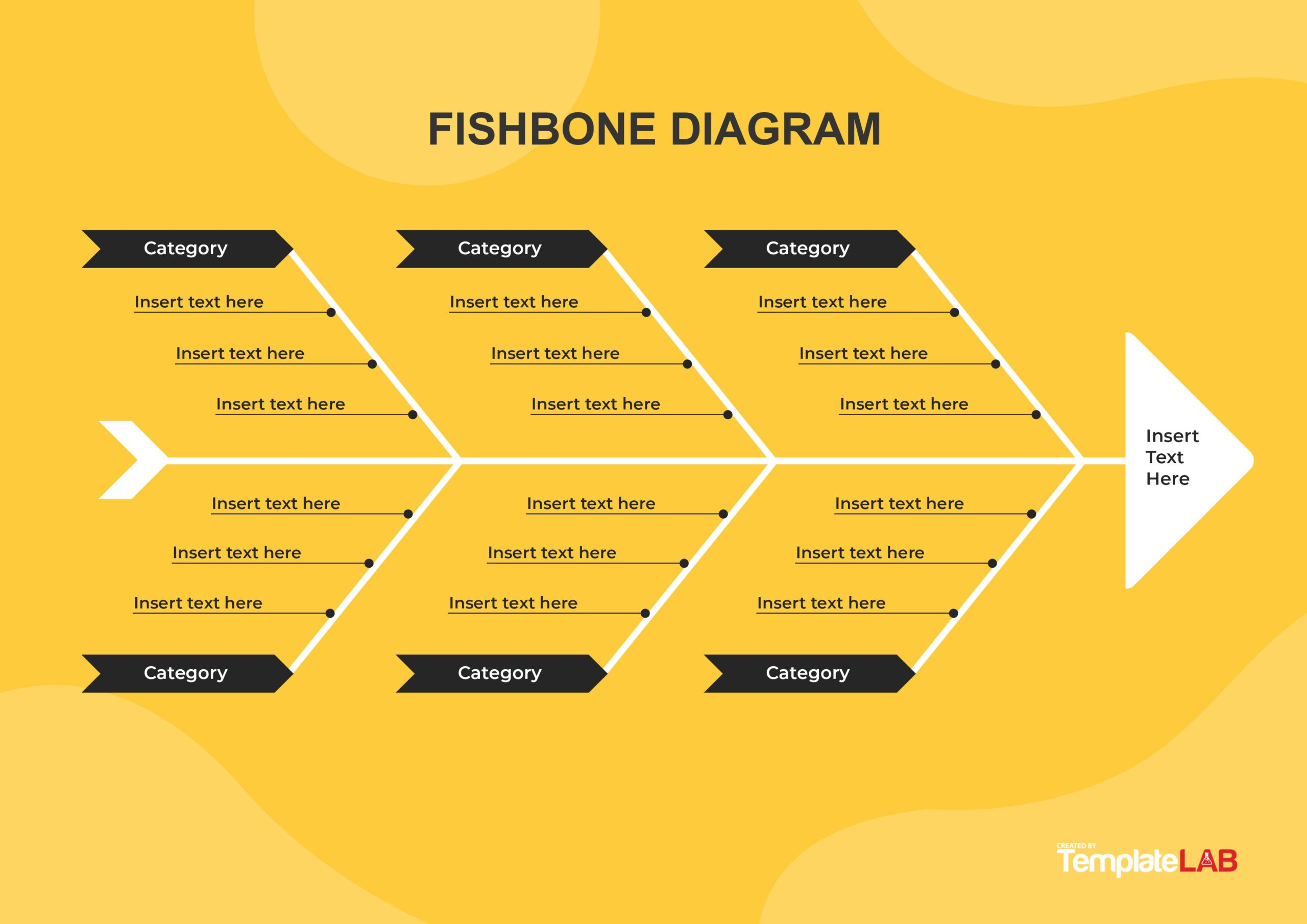 47 Great Fishbone Diagram Templates Examples Word Excel