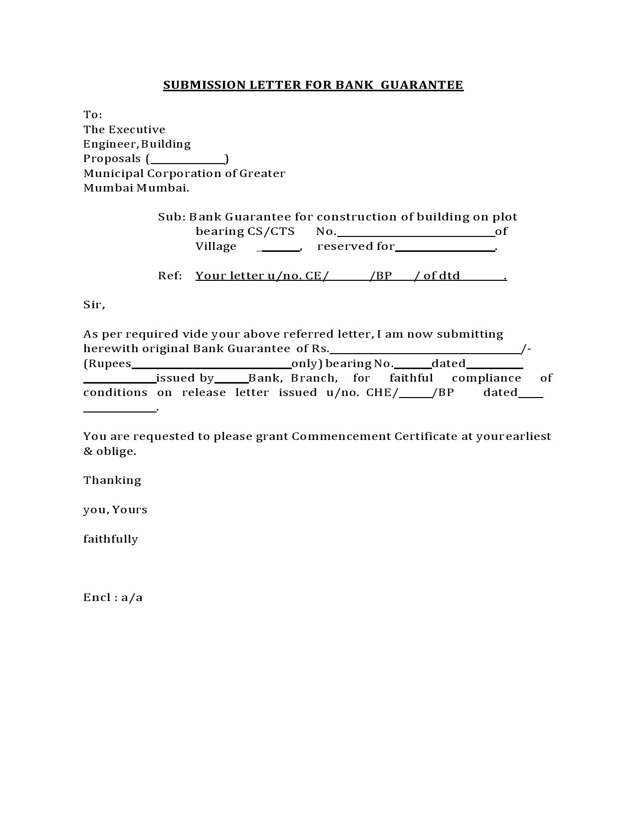 Free letter of guarantee 43