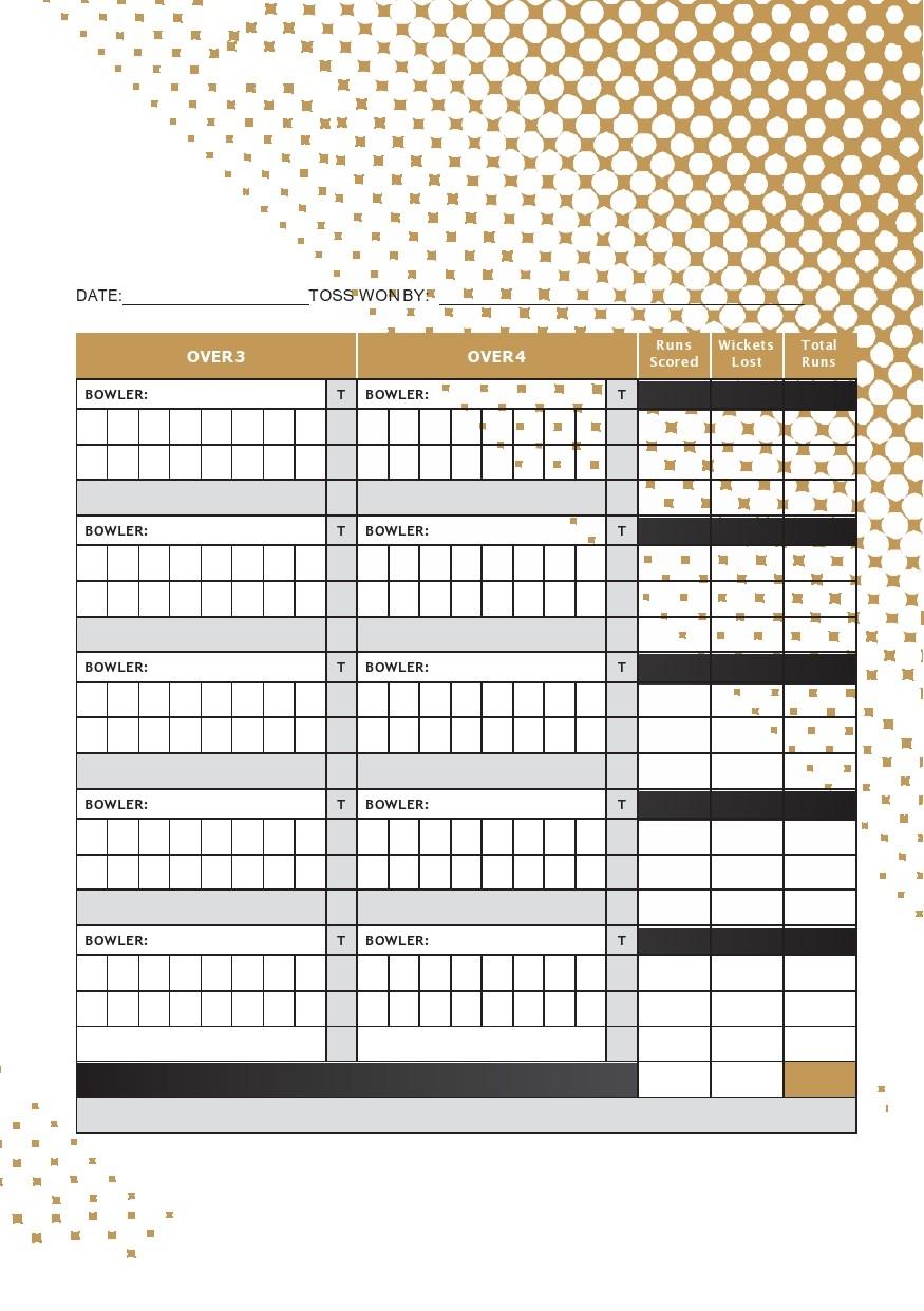 Free bowling score sheet 04