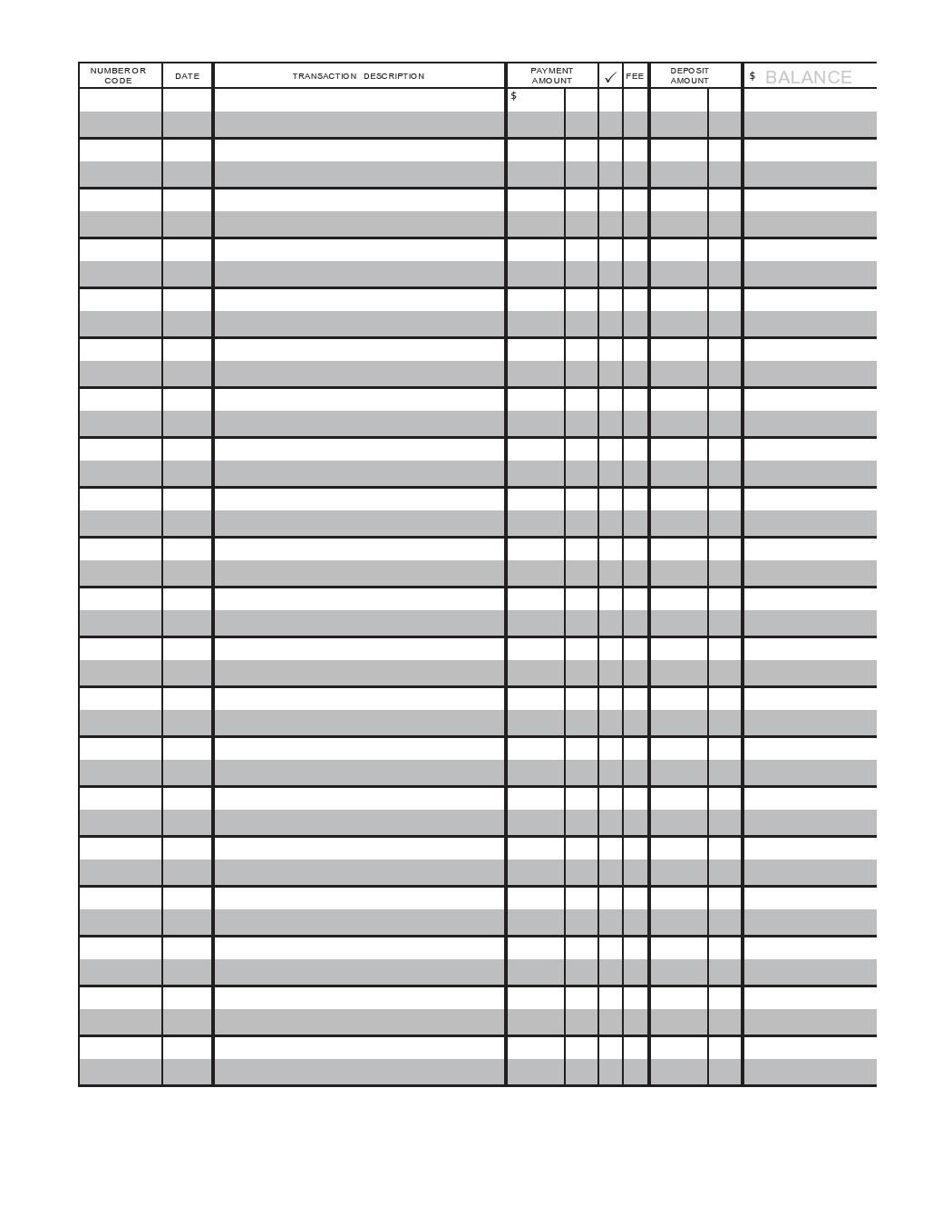 Free general ledger template 34