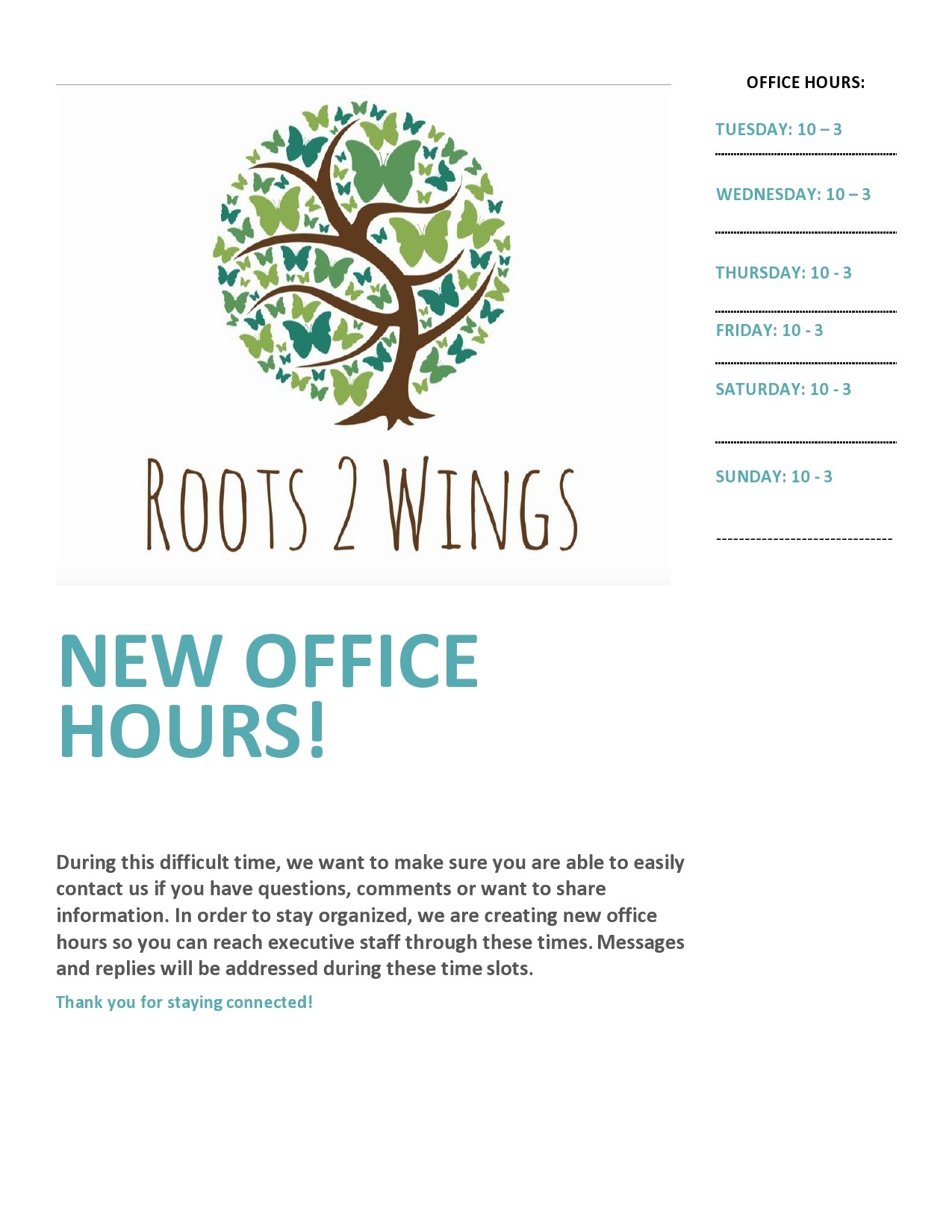 Free business hours template 23