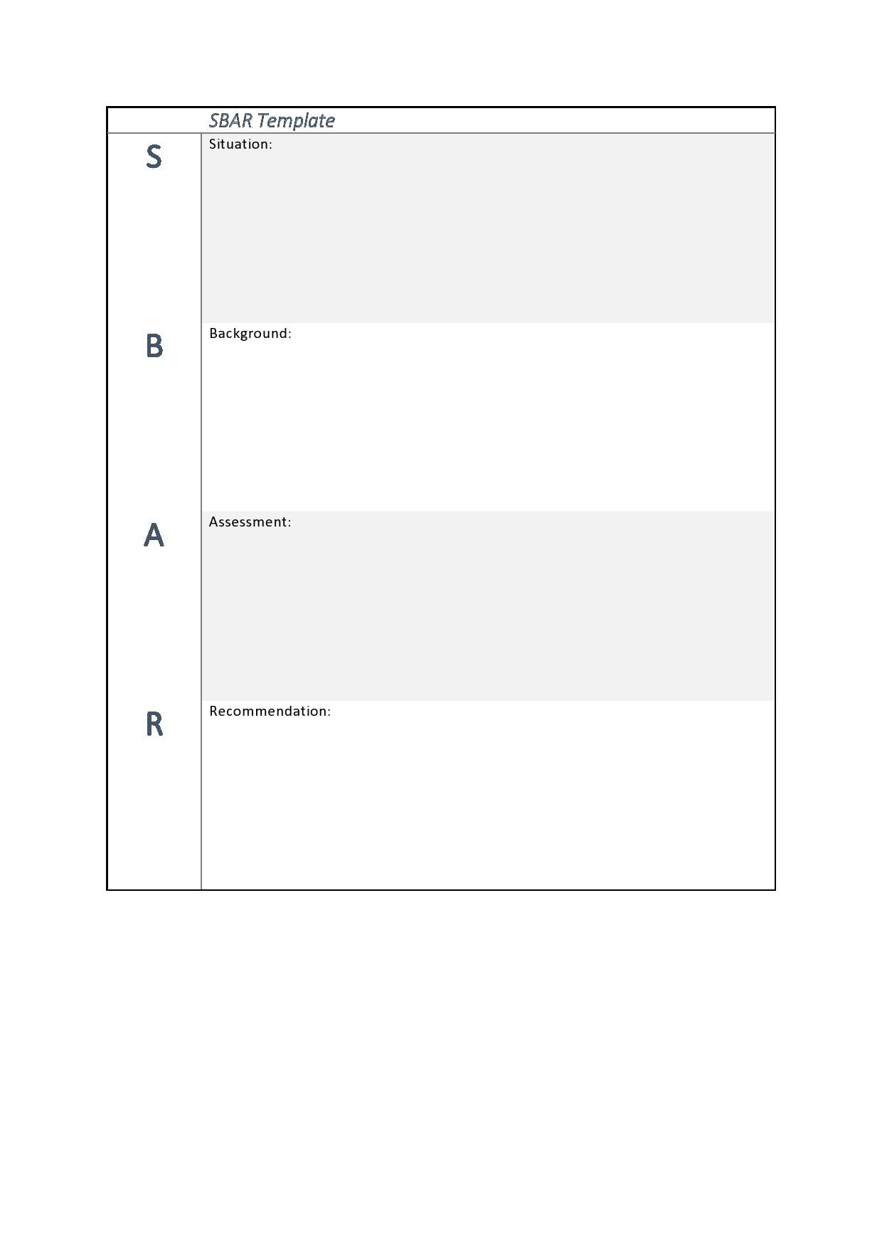Free sbar template 01