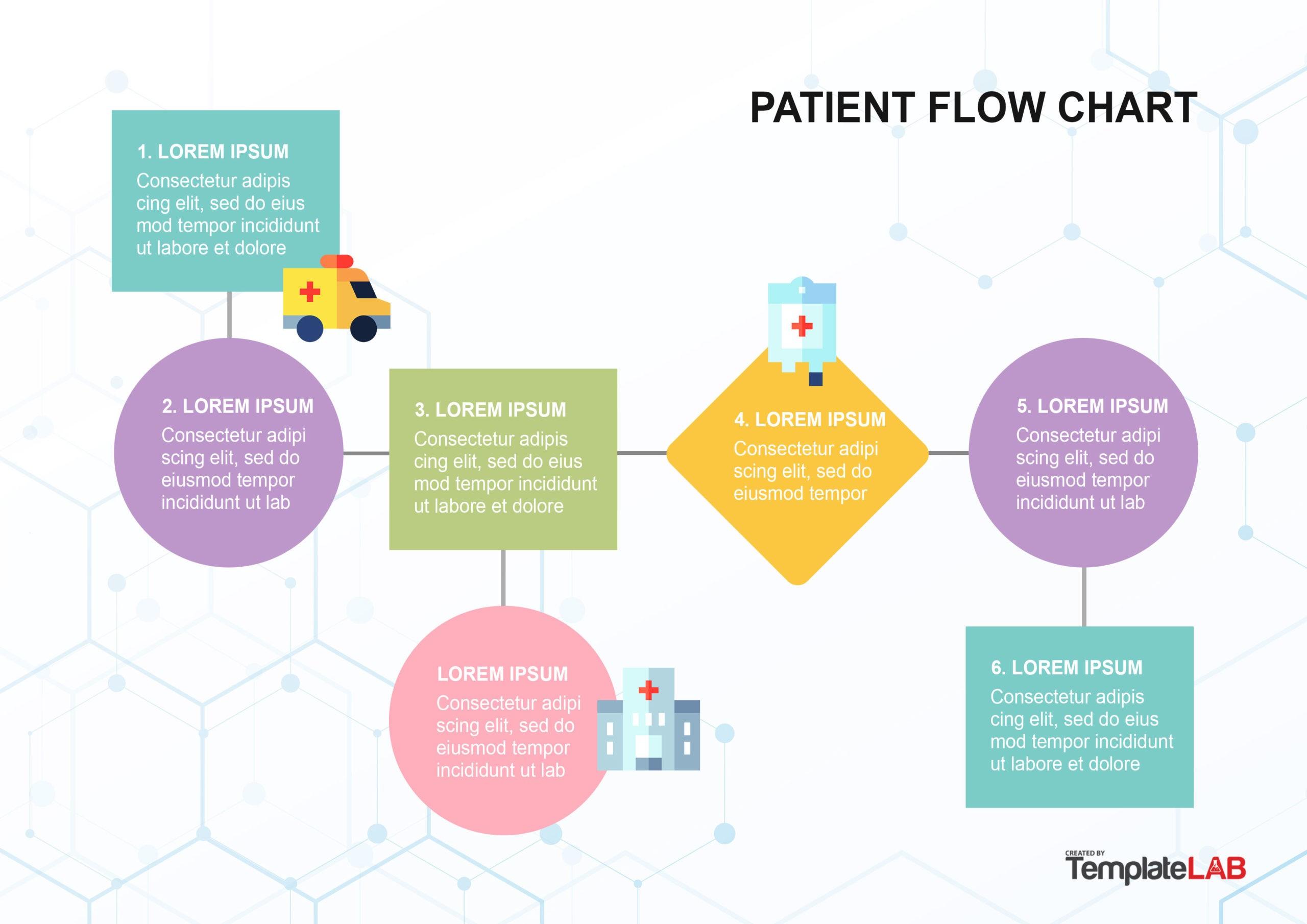 Free Patient Flow Chart