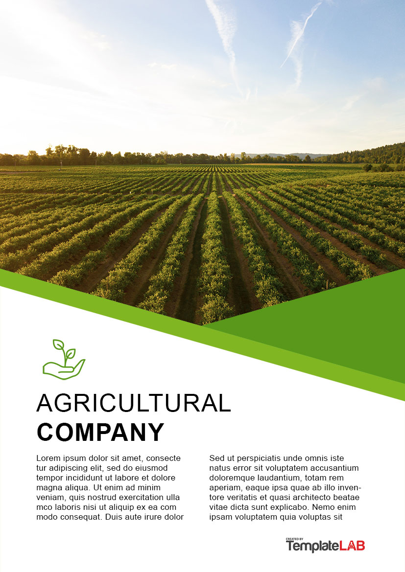 Free Agricultural Company Profile
